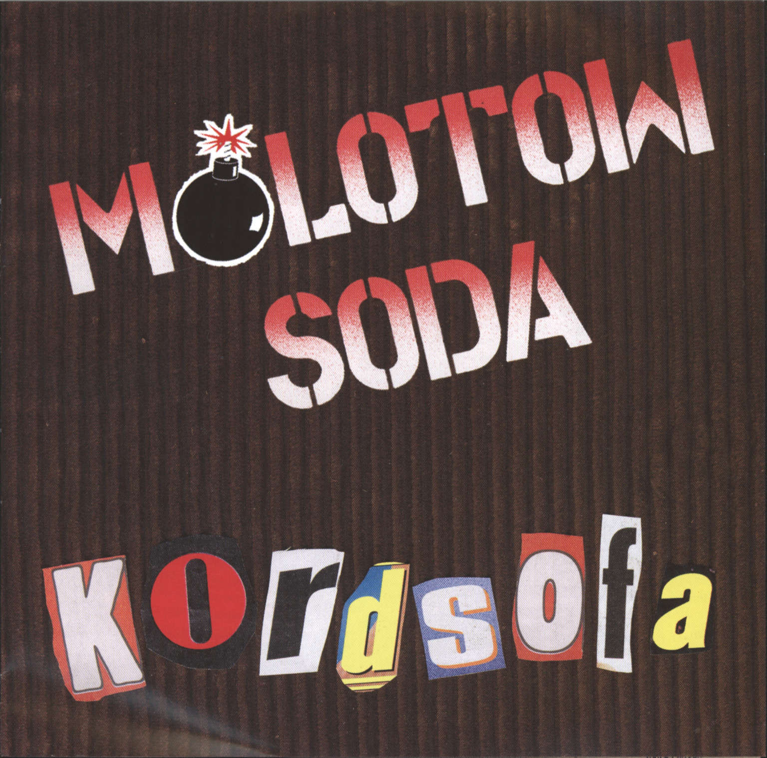 "Molotow Soda: Kordsofa, 7"" Single (Vinyl)"