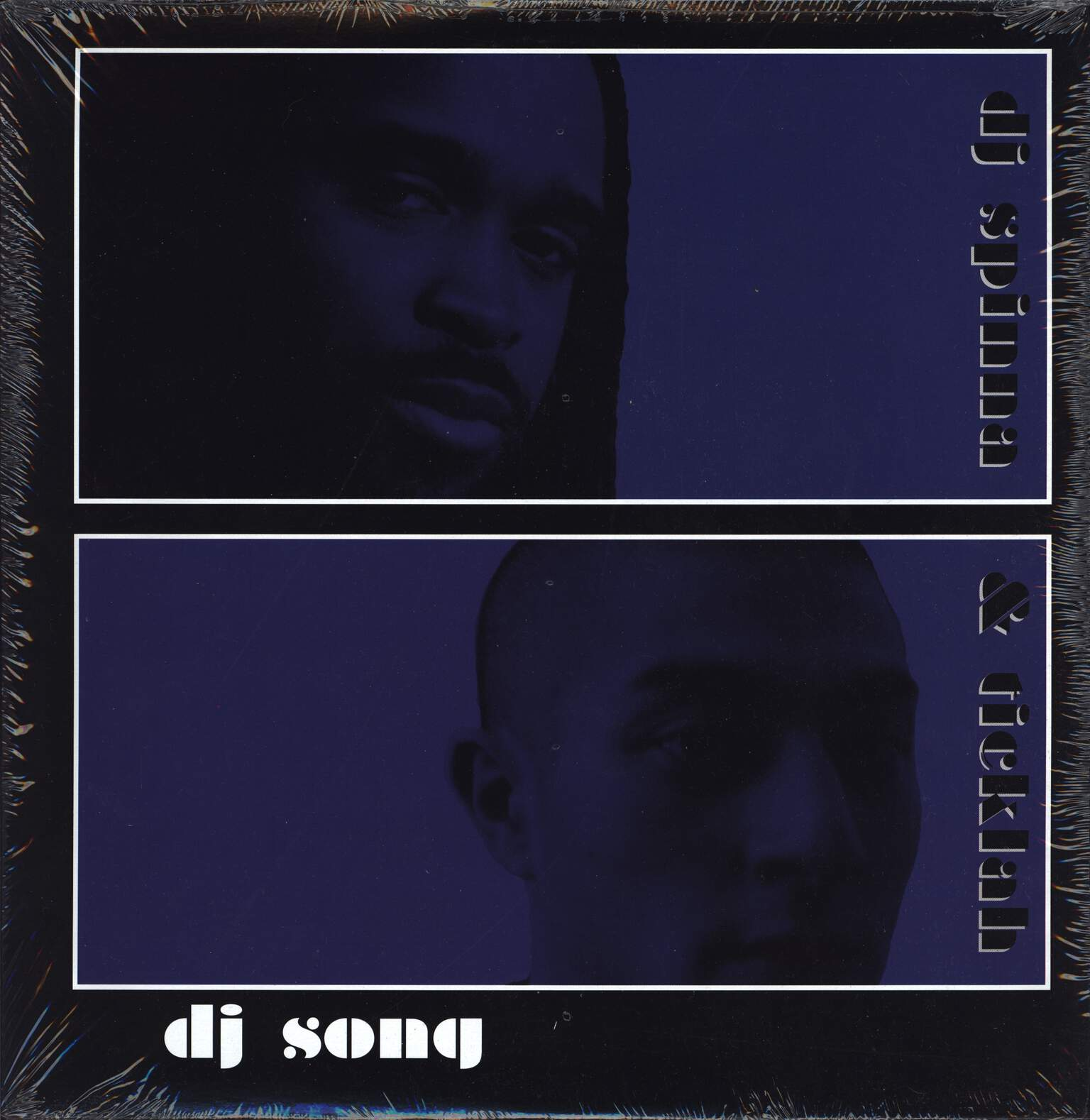 "DJ Spinna: DJ Song, 12"" Maxi Single (Vinyl)"