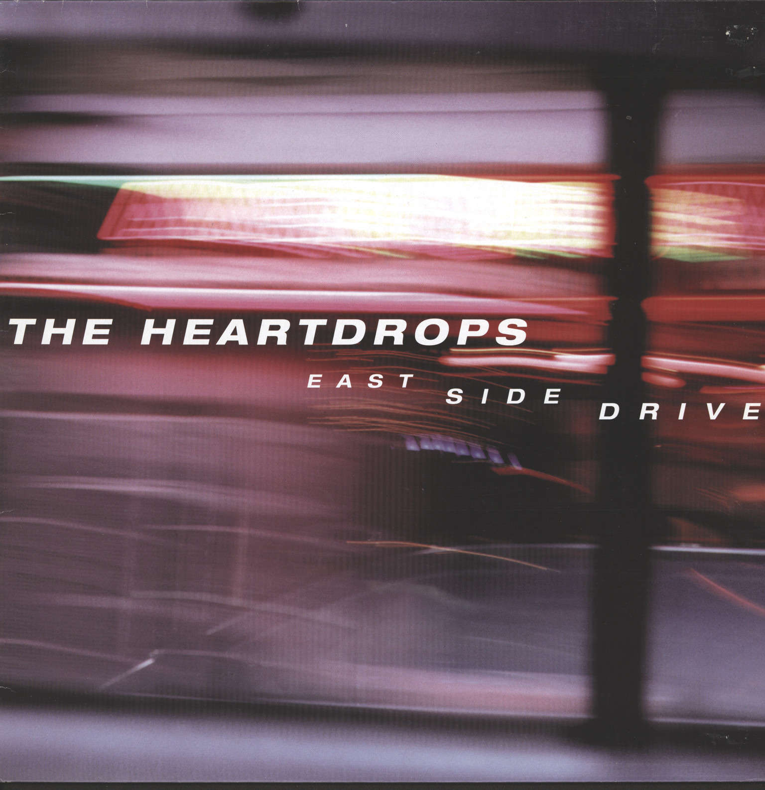 Heartdrops: East Side Drive, LP (Vinyl)