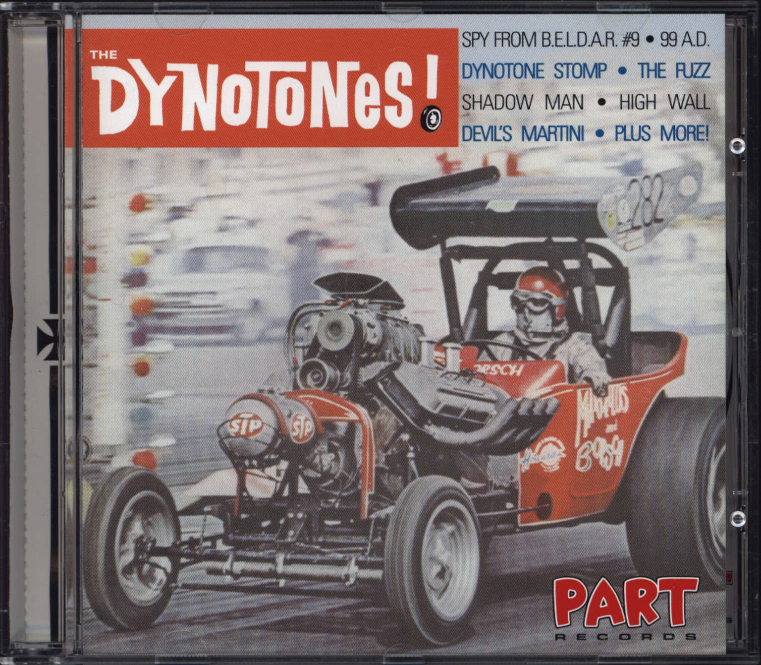 The Dynotones: The Dynotones!, CD