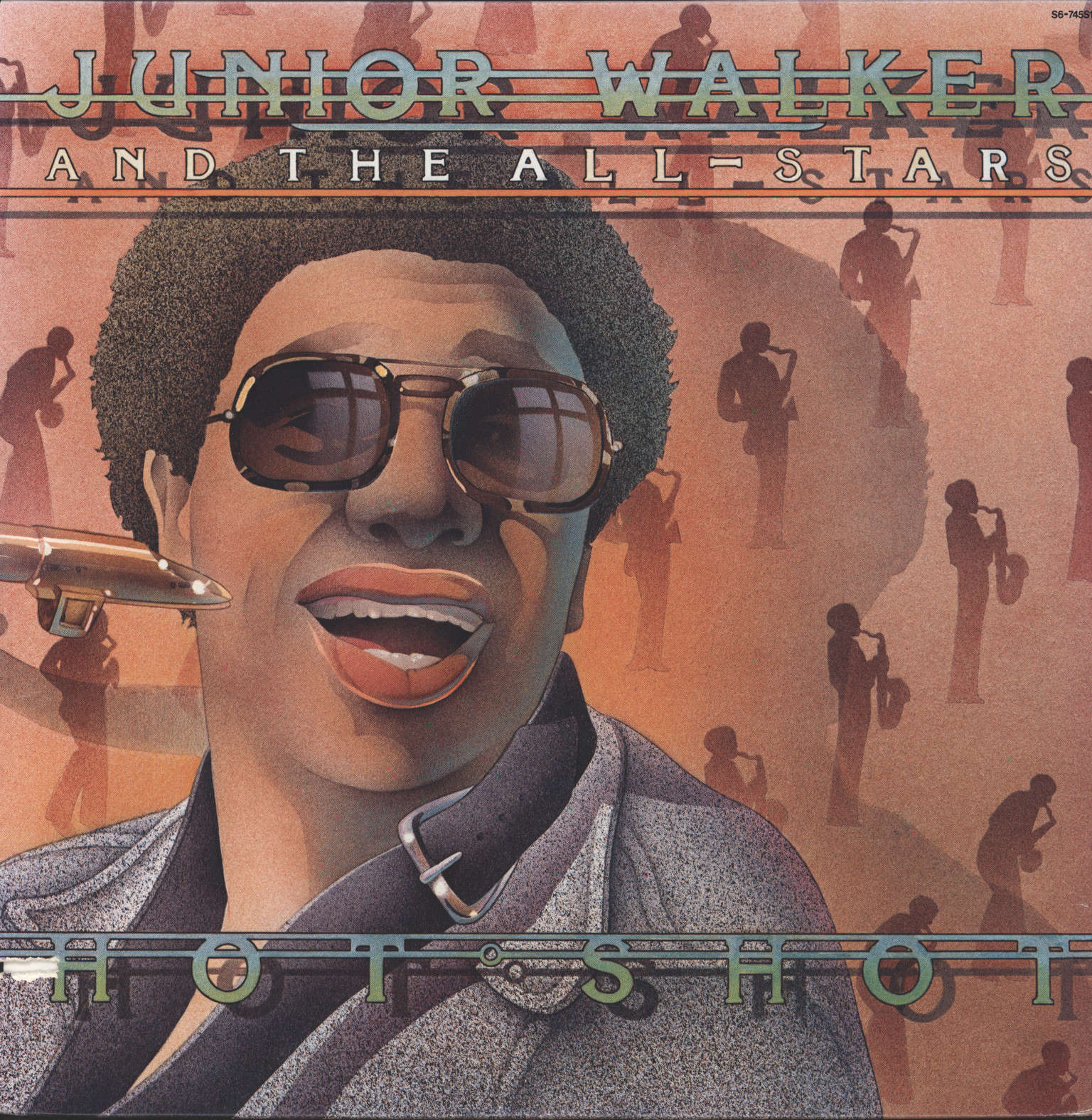 Walker, Junior: Hot Shot, LP (Vinyl)