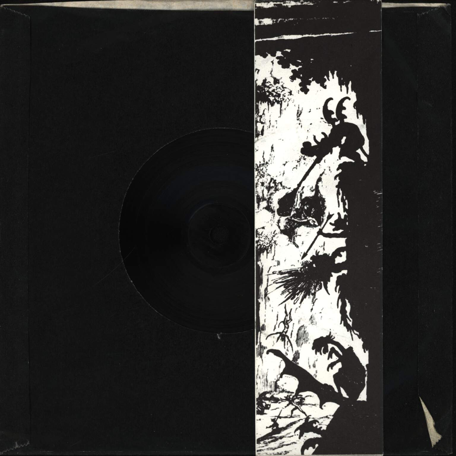 "Nurse With Wound: Crank / Wisecrack, 7"" Single (Vinyl)"