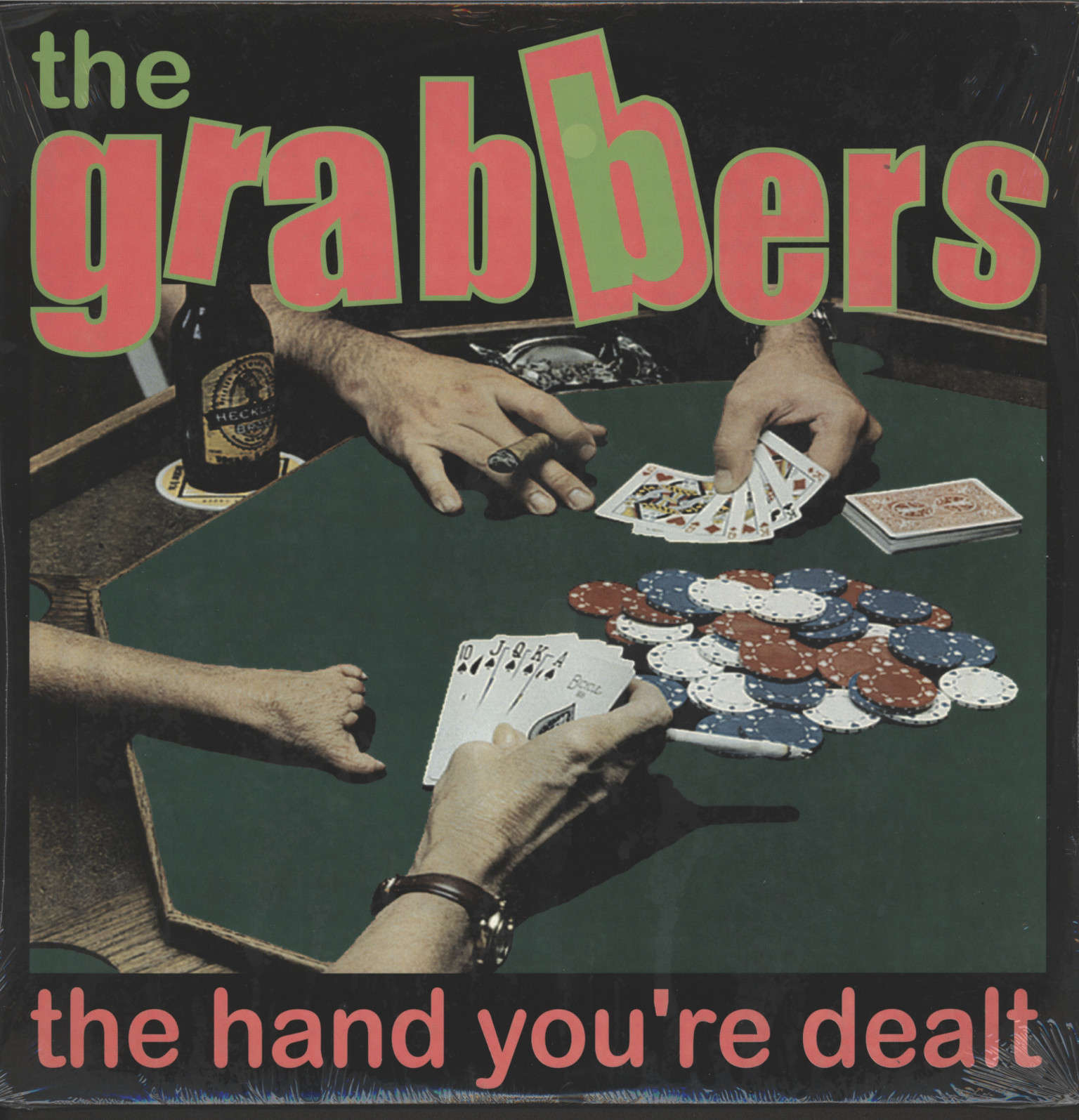 Grabbers: The Hand You're Dealt, LP (Vinyl)