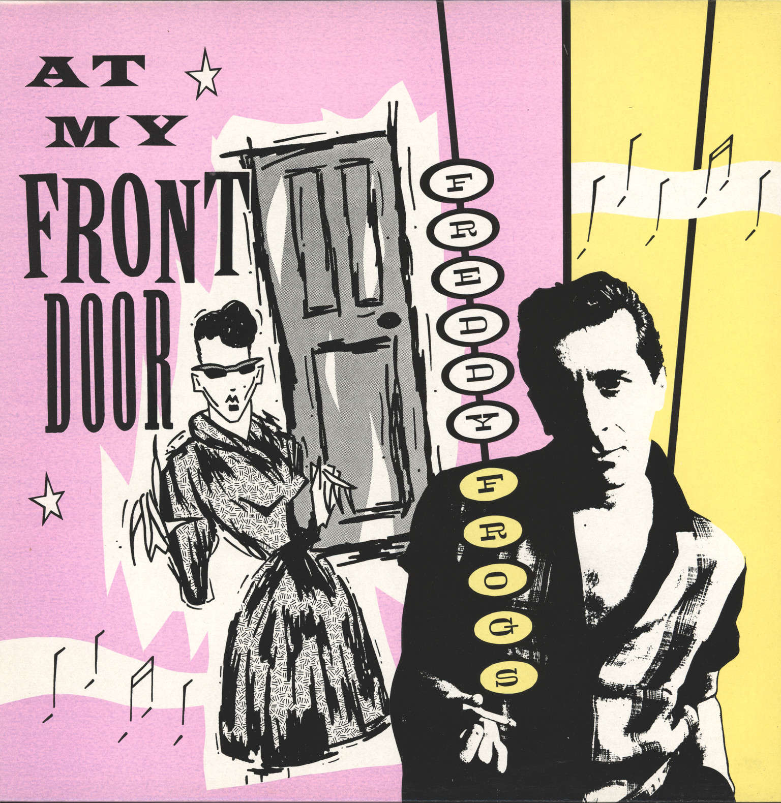 Freddy Frogs: At My Front Door, LP (Vinyl)