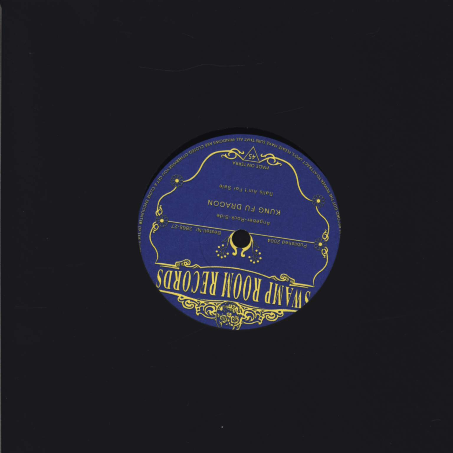 "Kilaueas: Swamp Room Single Club, 7"" Single (Vinyl)"