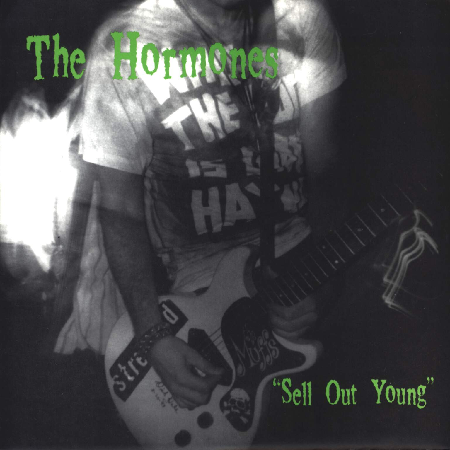 "The Hormones: Sell Out Young, 7"" Single (Vinyl)"