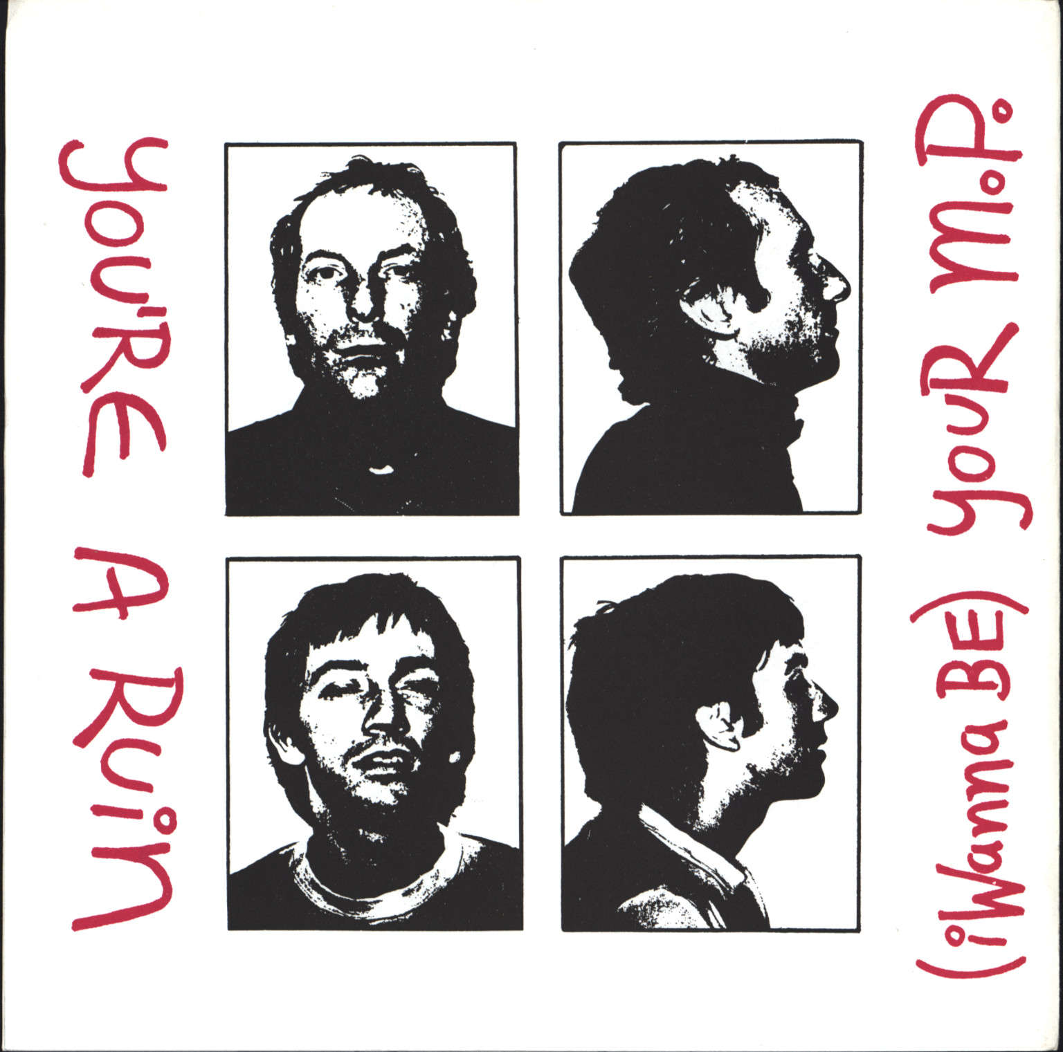 "China Street: You're A Ruin, 7"" Single (Vinyl)"
