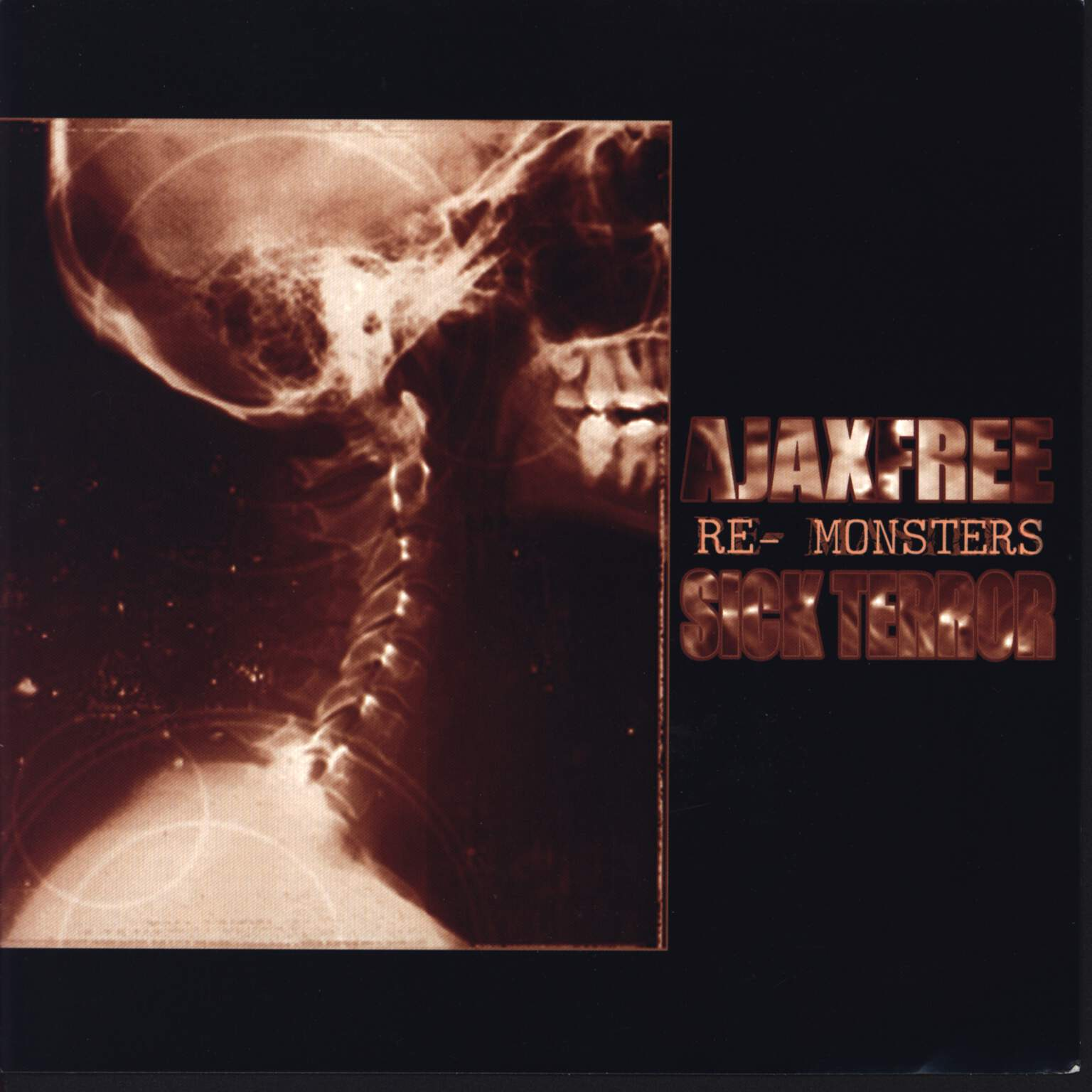 "Ajaxfree: Re-Monsters, 7"" Single (Vinyl)"