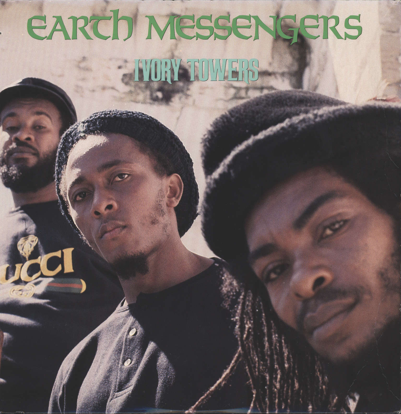 Earth Last Messengers: Ivory Towers, LP (Vinyl)