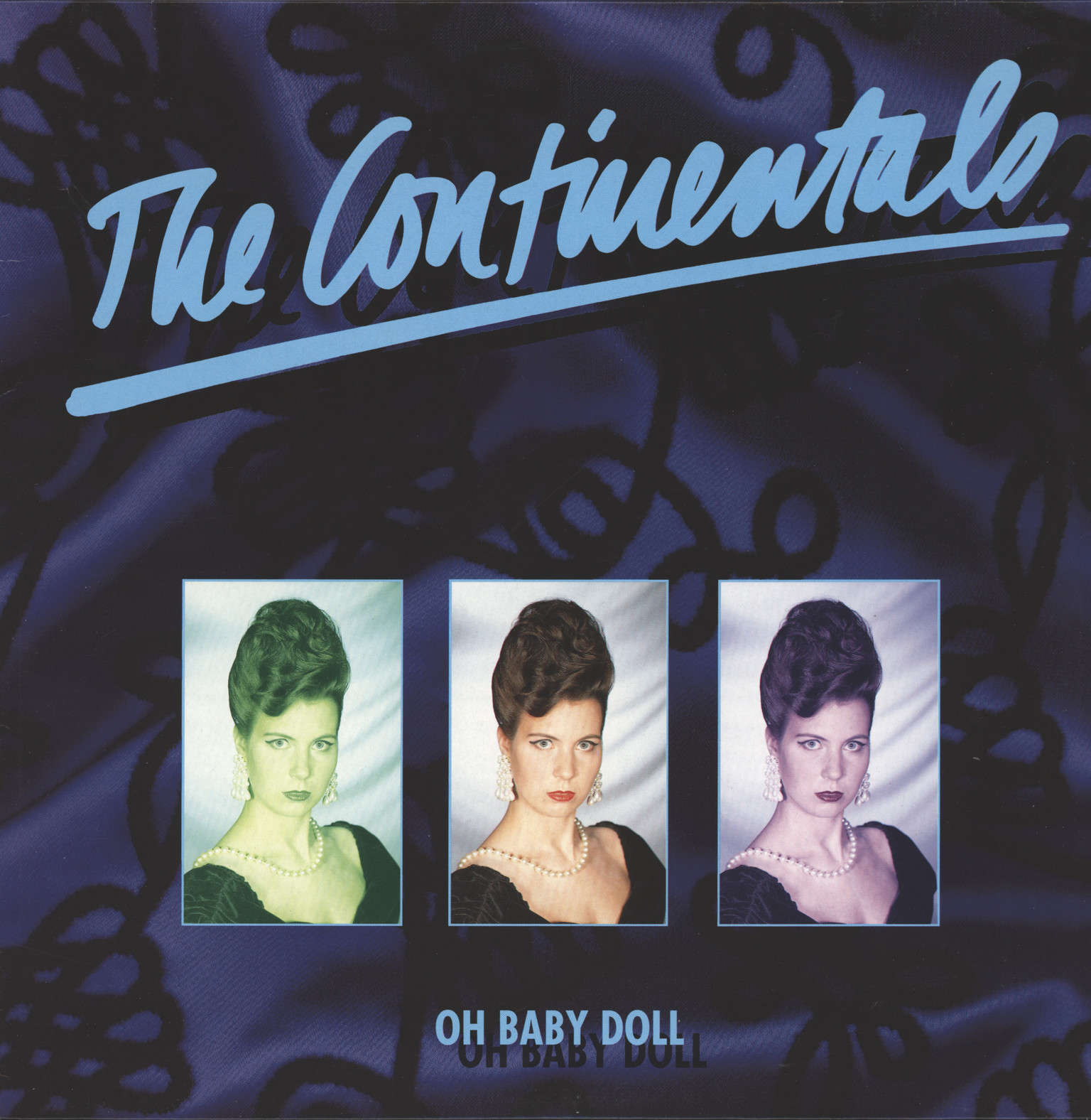 The Continentals: Oh Baby Doll, LP (Vinyl)