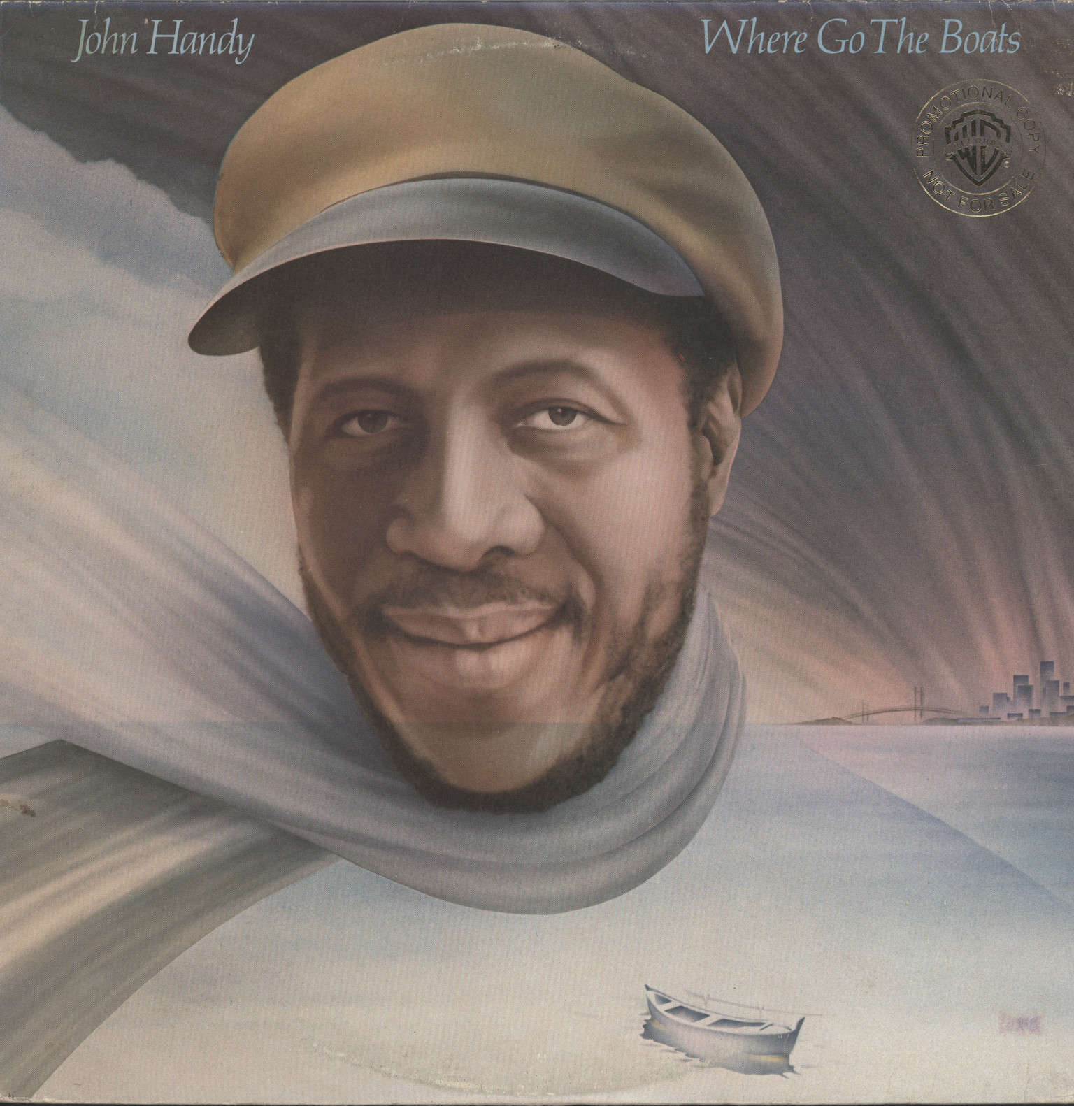 John Handy: Where Go The Boats, LP (Vinyl)
