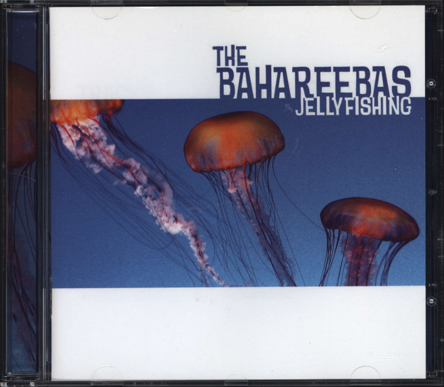 Bahareebas: Jellyfishing, CD
