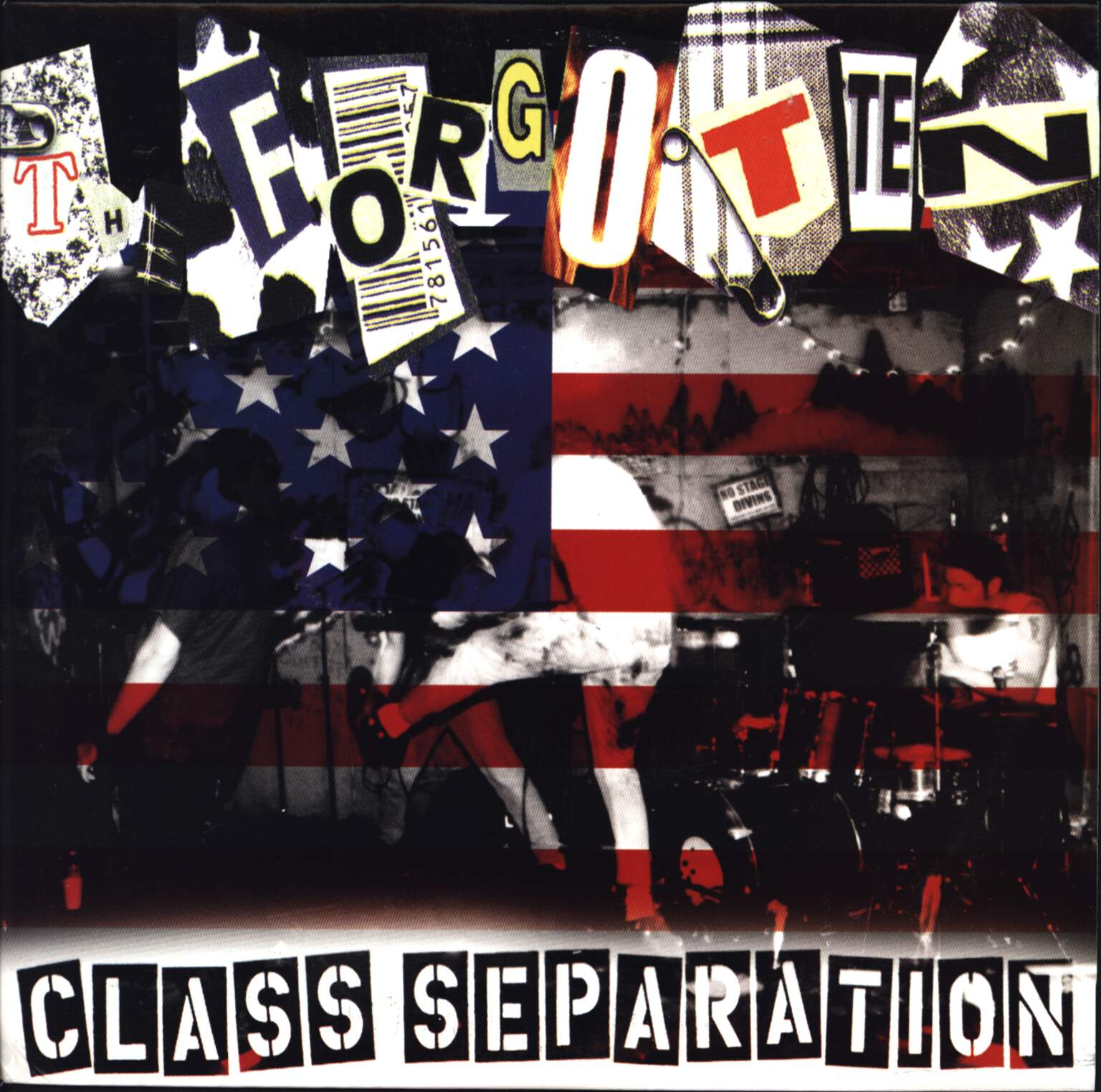 "The Forgotten: Class Separation, 7"" Single (Vinyl)"