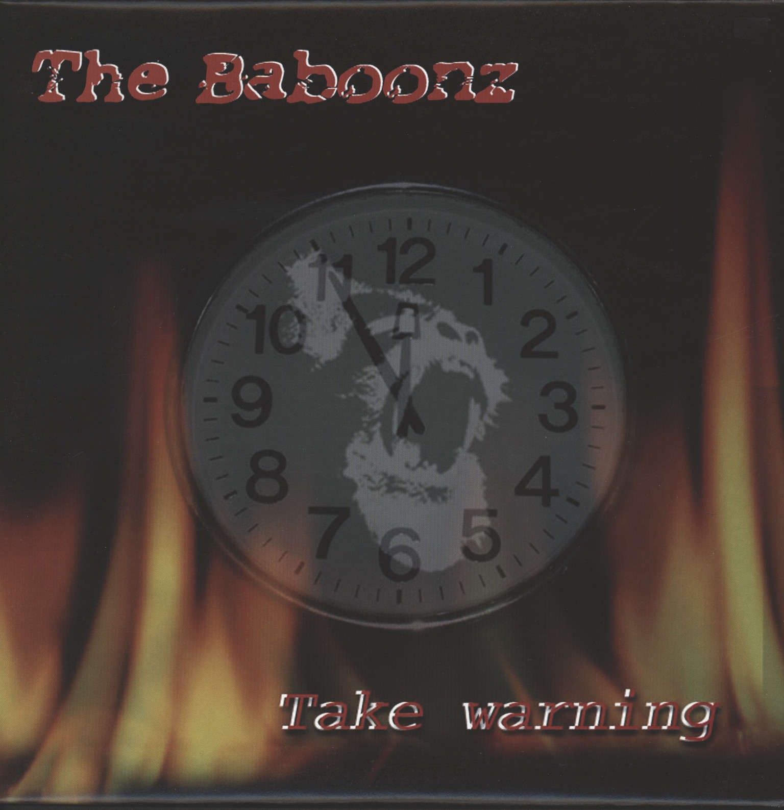 Baboonz: Take Warning, LP (Vinyl)