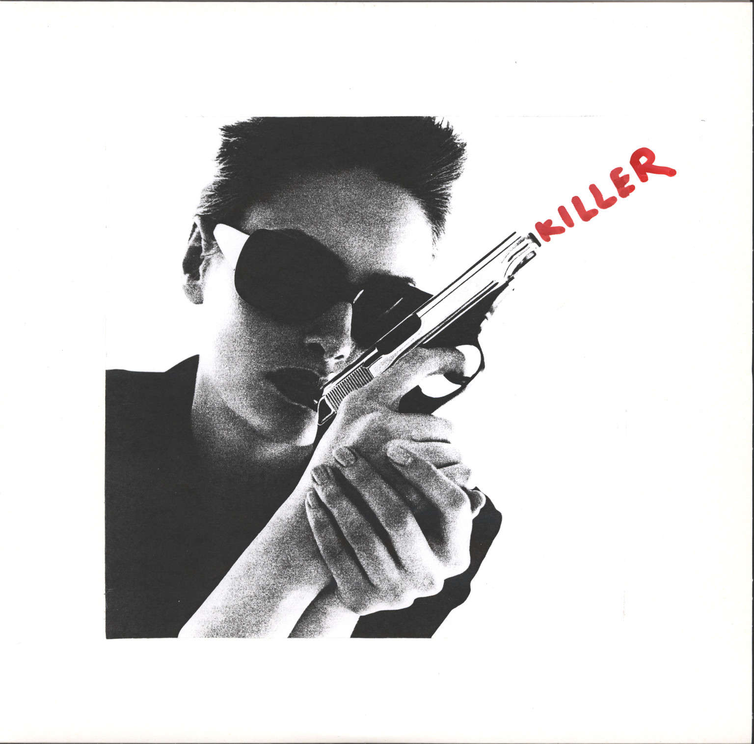 "Killer: Hardcore Killer Vs Killer In Space, 10"" Vinyl EP"