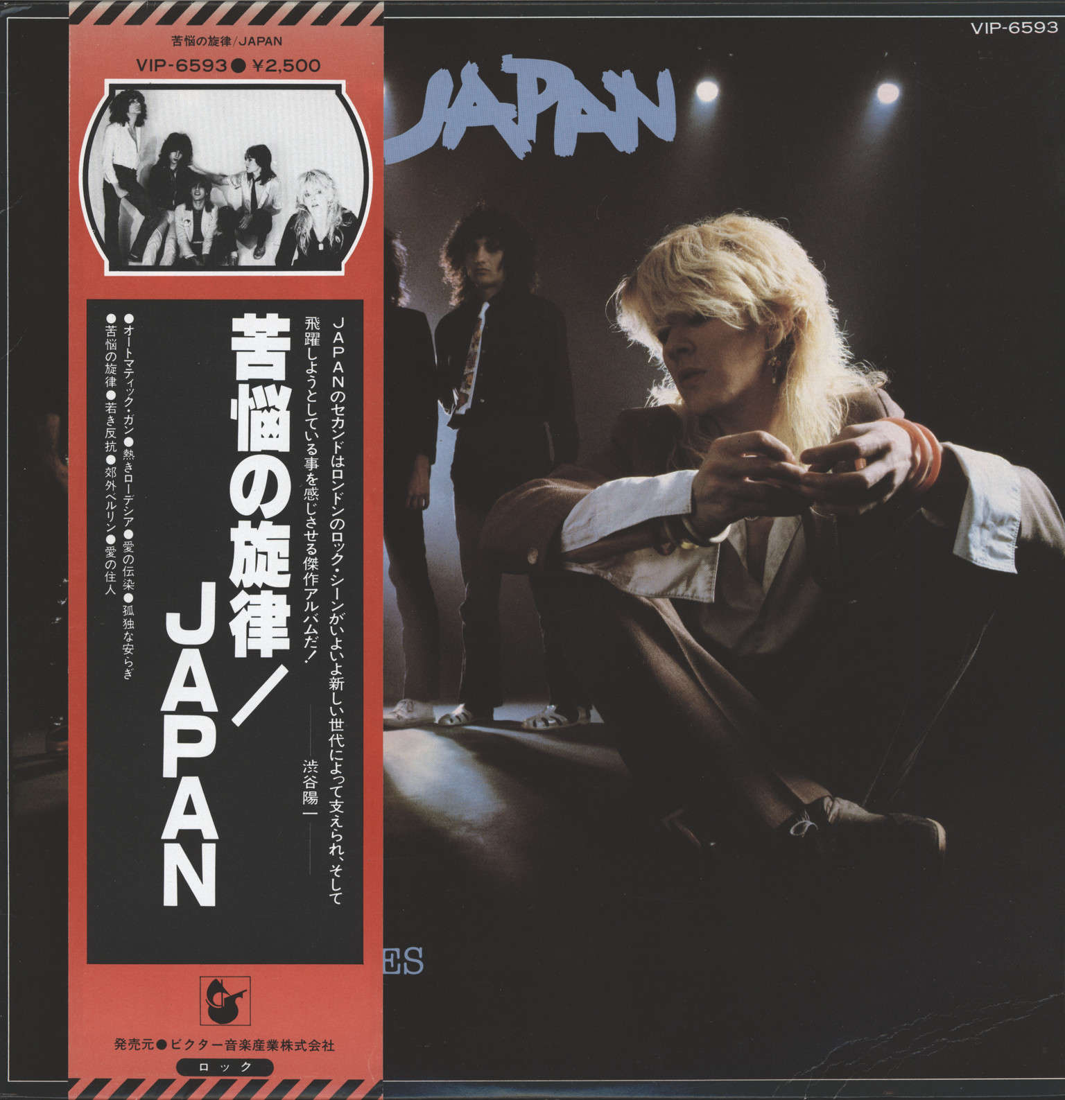 Japan: Obscure Alternatives, LP (Vinyl)