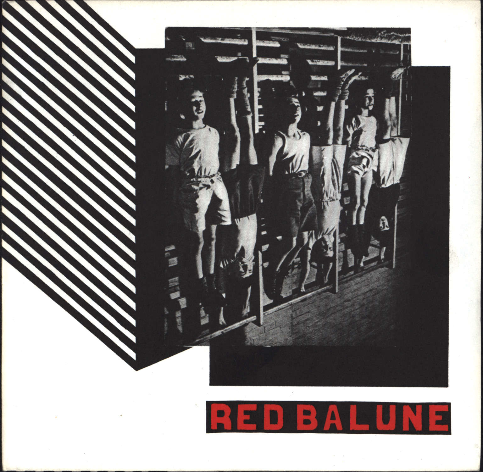 "Red Balune: Maximum Penalty, 7"" Single (Vinyl)"