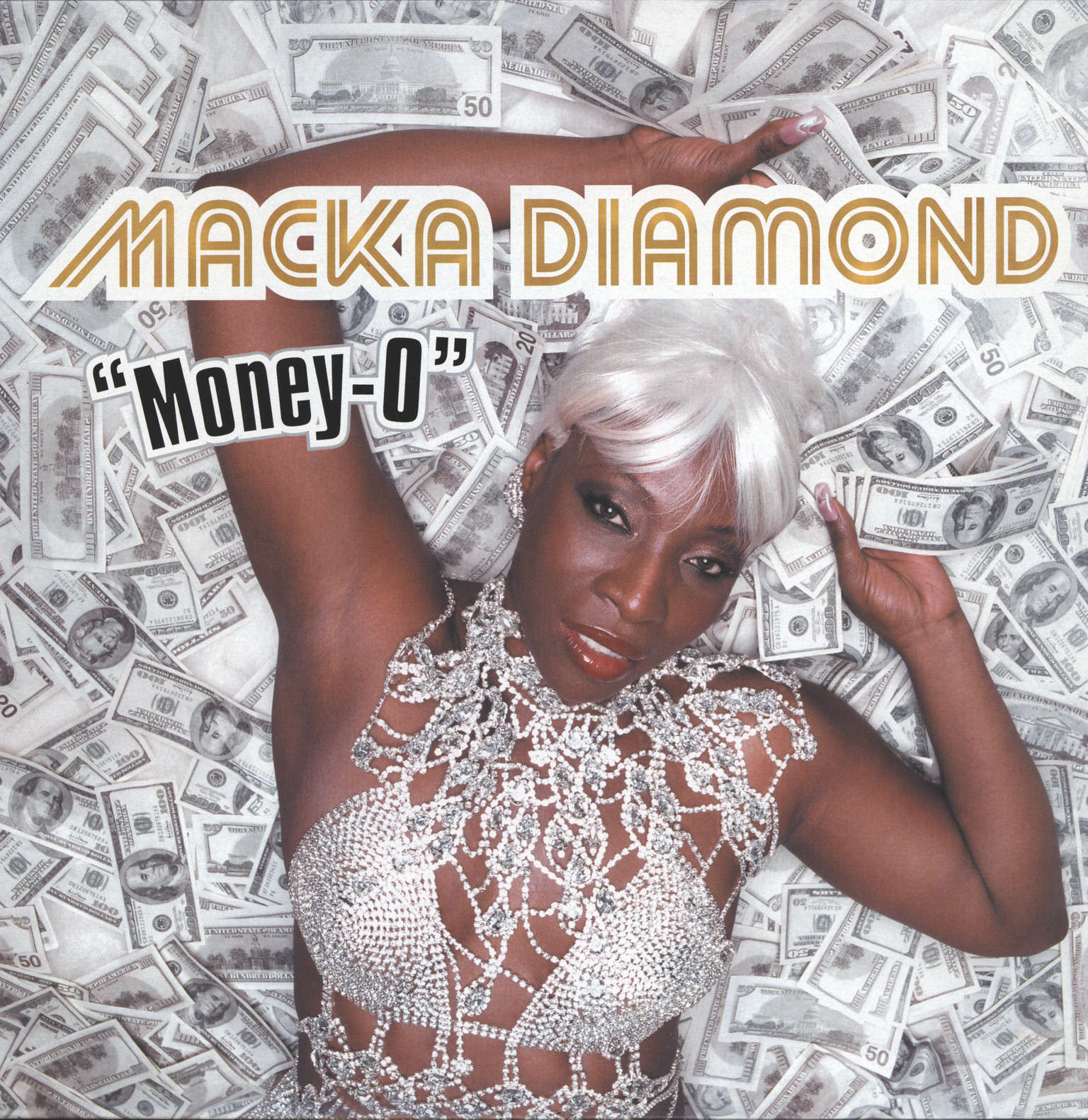 Macka Diamond: Money-O, LP (Vinyl)