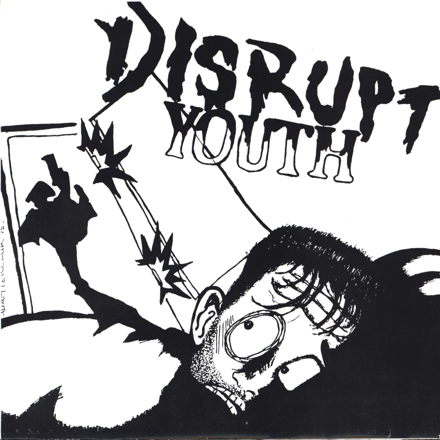 "Disrupt Youth: Disrupt Youth, 7"" Single (Vinyl)"
