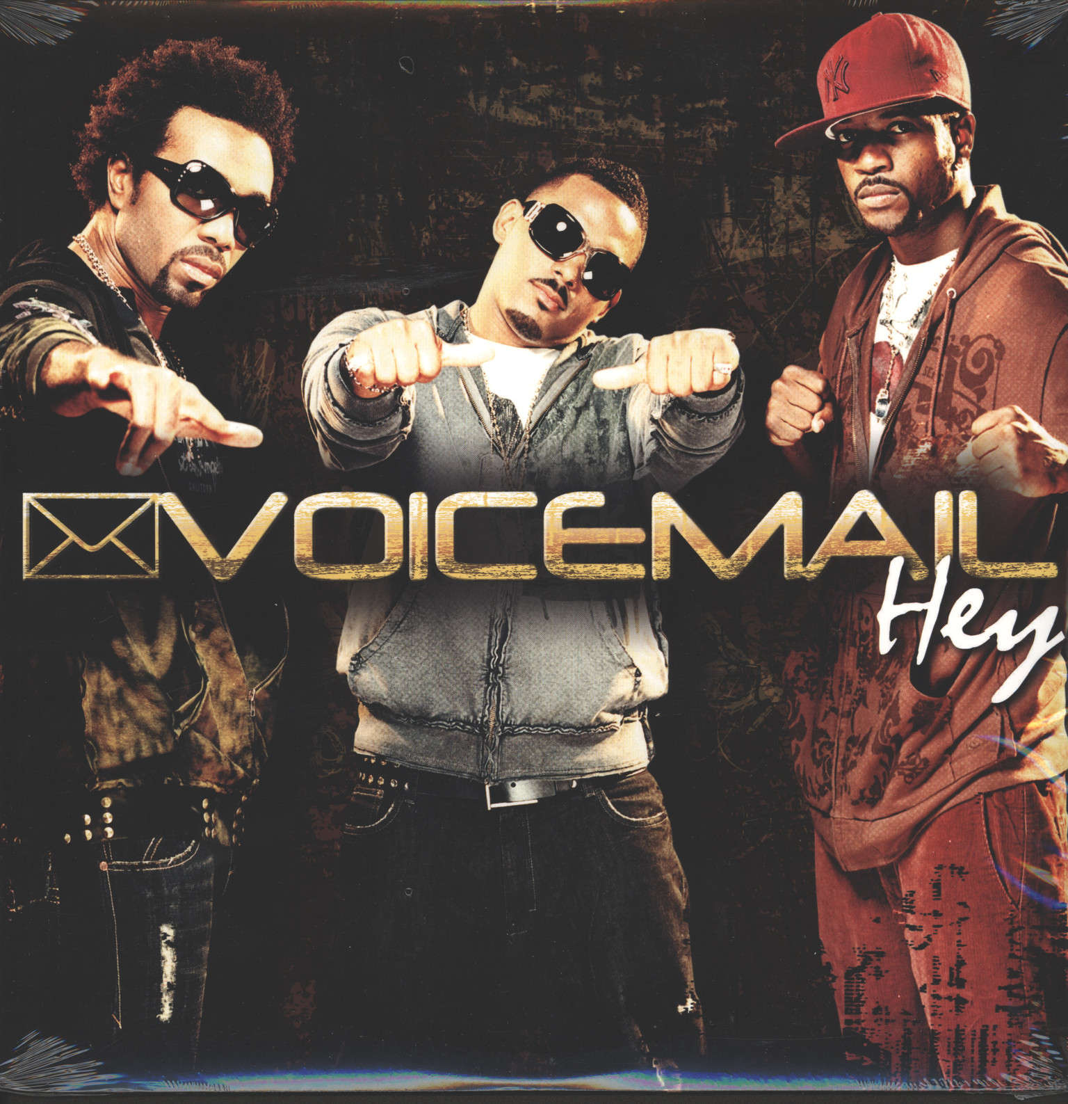 Voicemail: Hey, LP (Vinyl)
