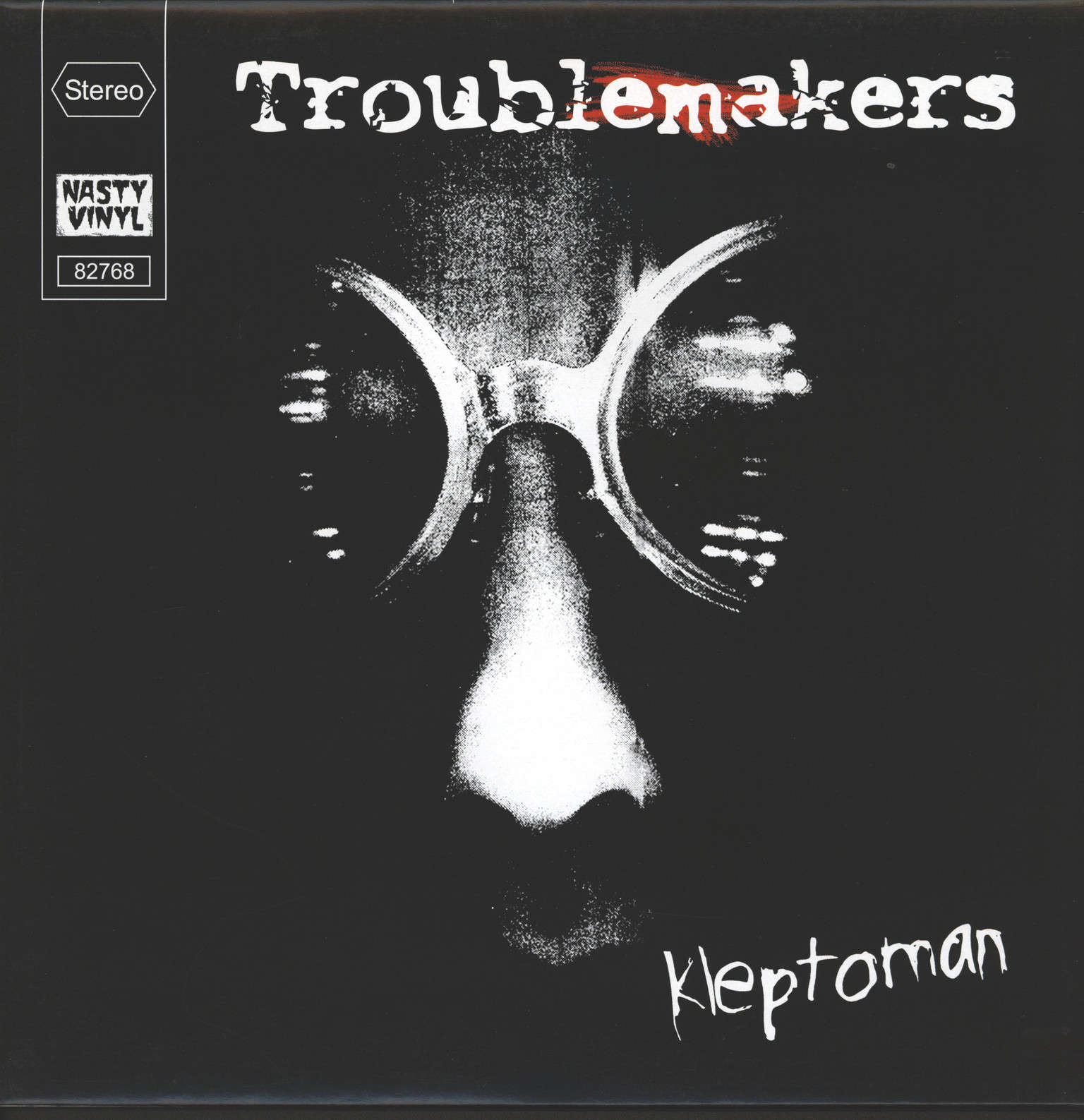 Trouble Makers: Kleptoman, LP (Vinyl)