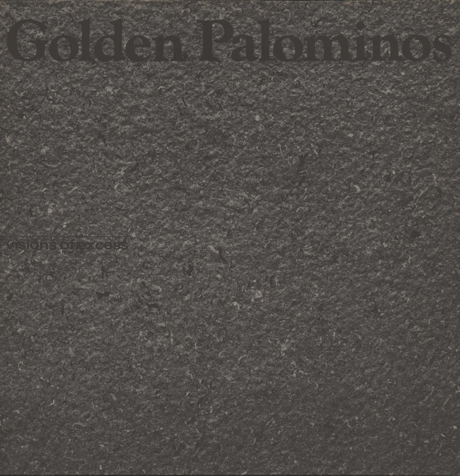 Golden Palominos: Visions Of Excess, LP (Vinyl)