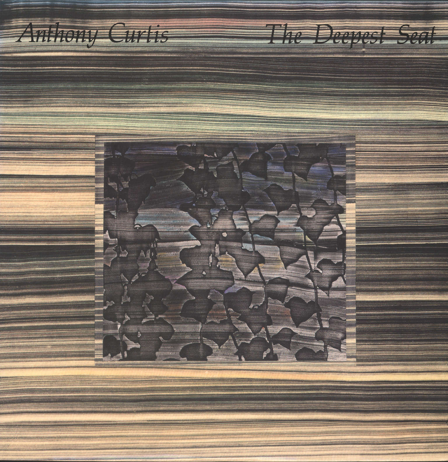 Curtis, Anthony: Deepest Seat, LP (Vinyl)