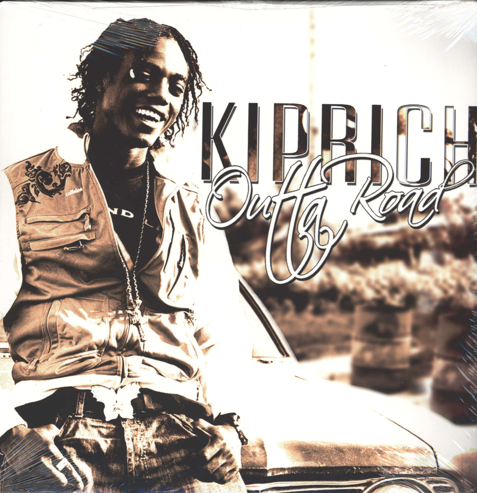 Kiprich: Outta Road, LP (Vinyl)