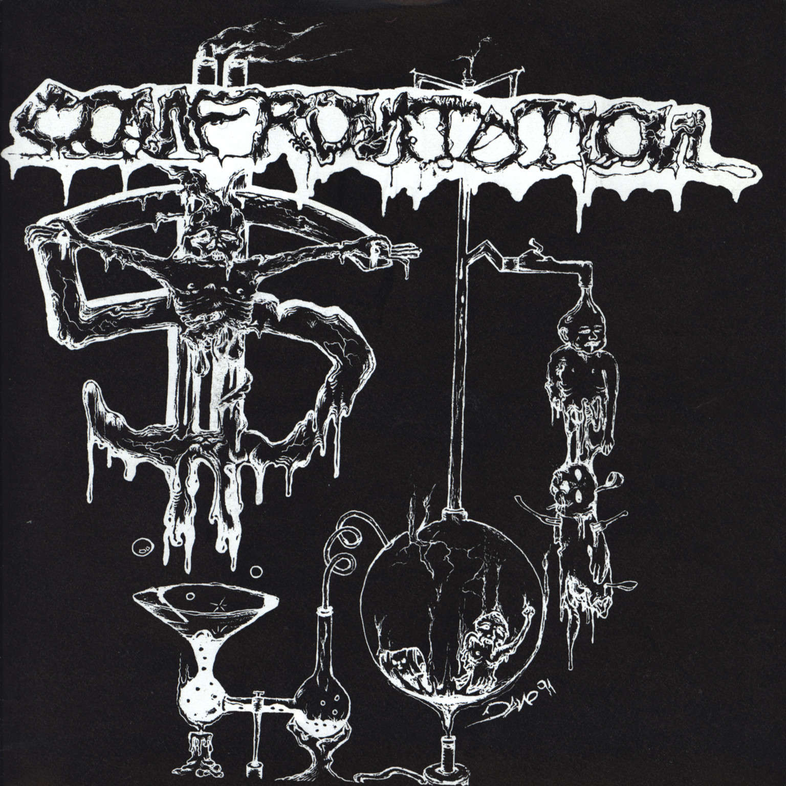 "Confrontation: Dead Against The War, 7"" Single (Vinyl)"