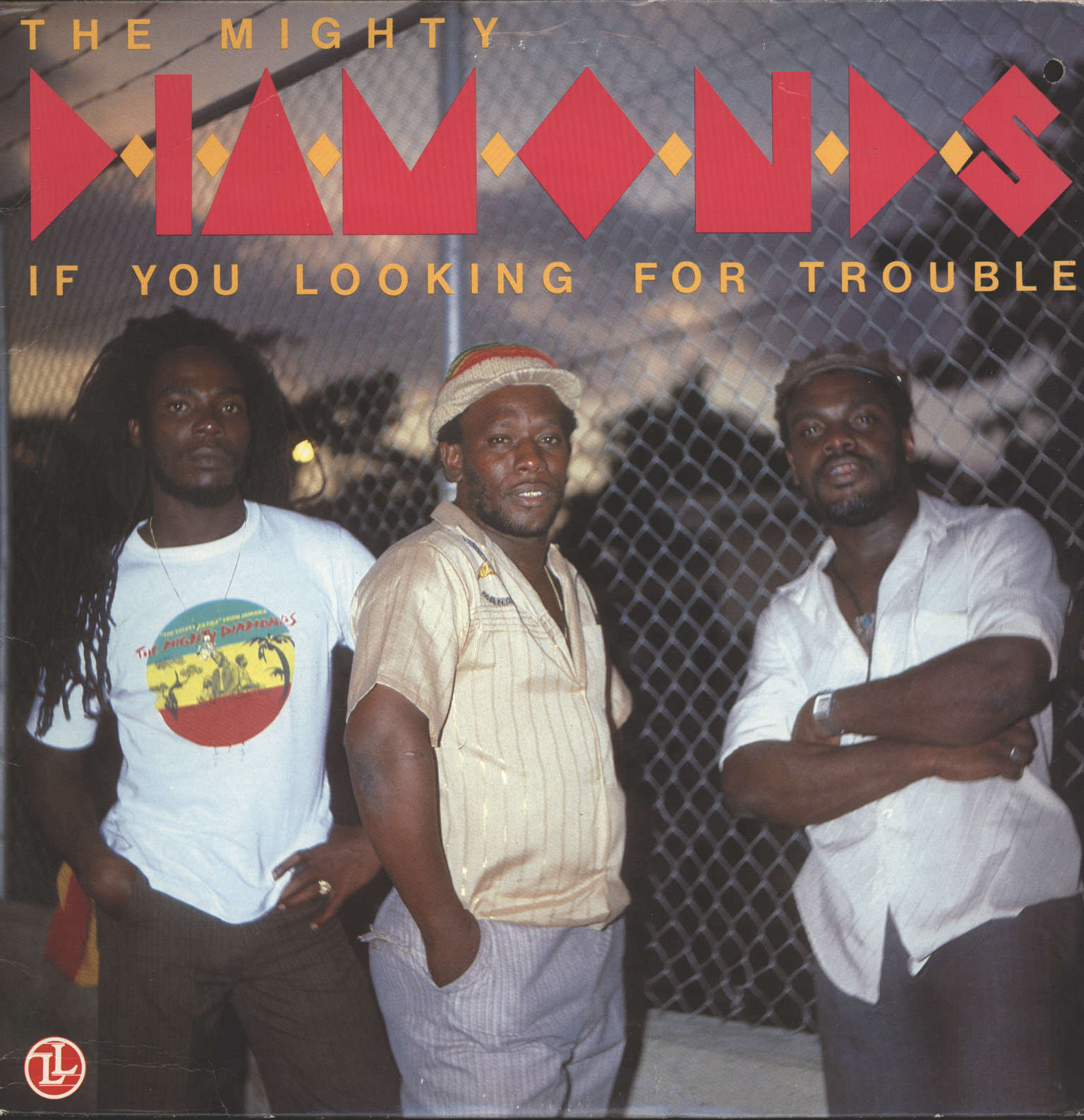 Mighty Diamonds: If You Looking For Trouble, LP (Vinyl)
