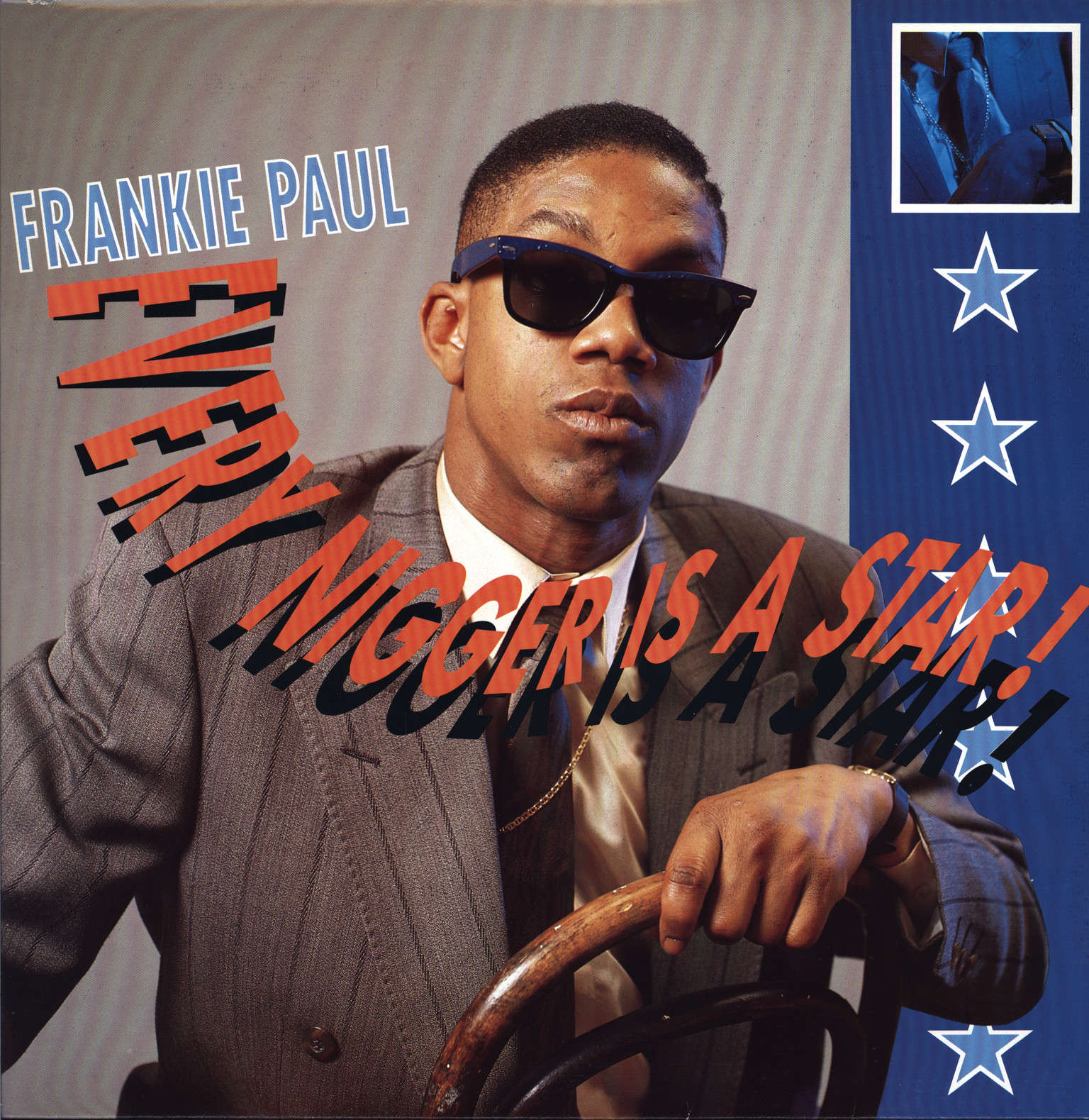 Frankie Paul: Every Nigger Is A Star!, LP (Vinyl)