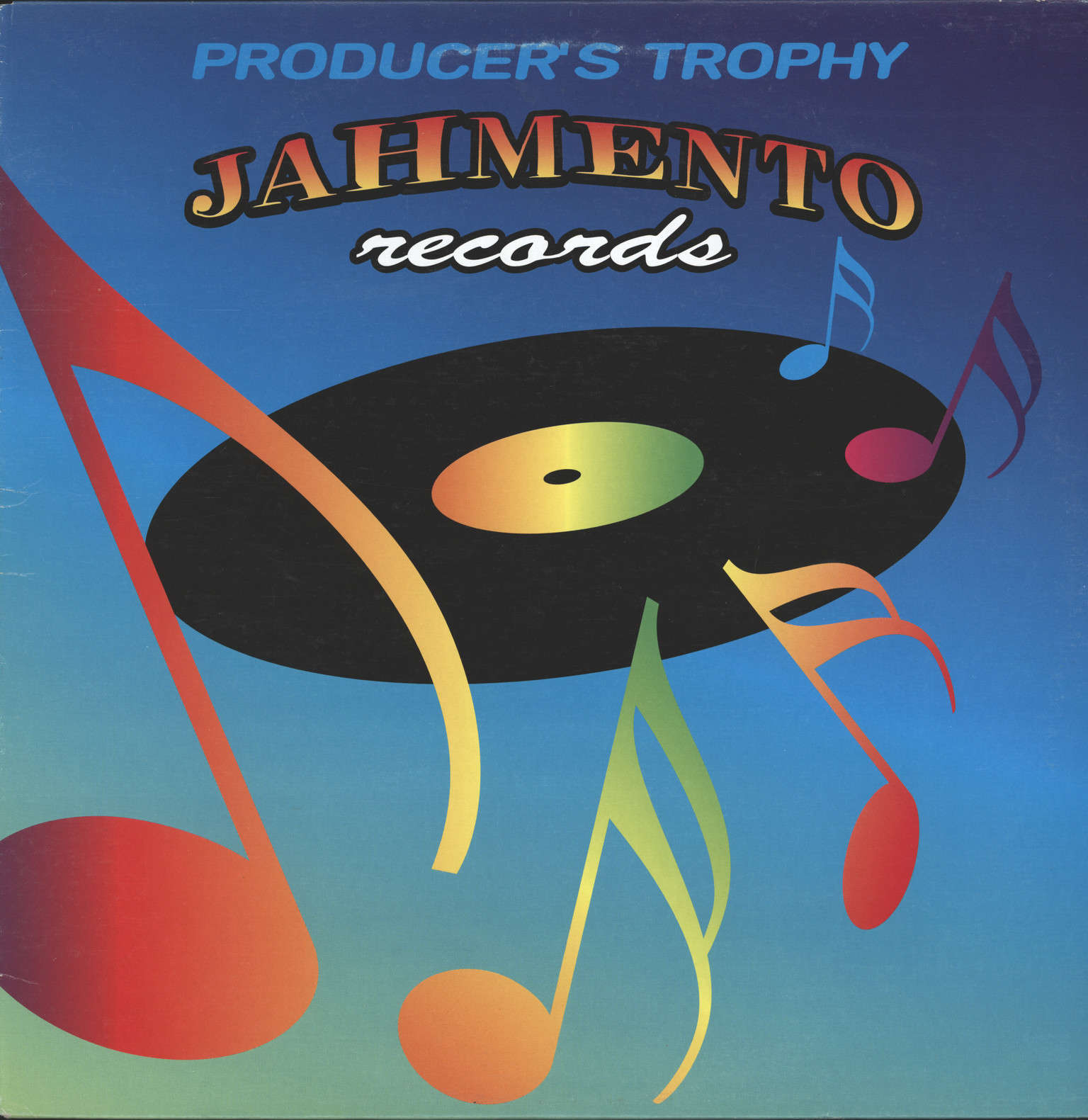 Various: Producer's Trophy - Jahmento Records, LP (Vinyl)