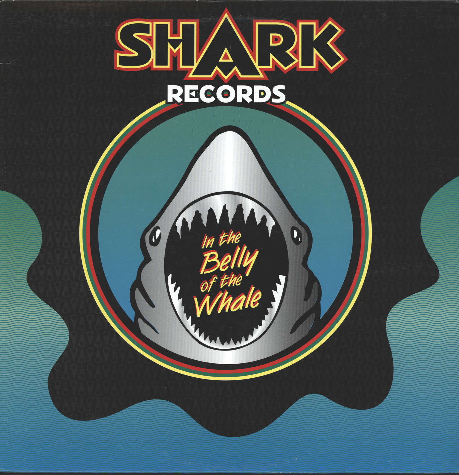 Various: Shark Records : In The Belly Of The Whale, LP (Vinyl)