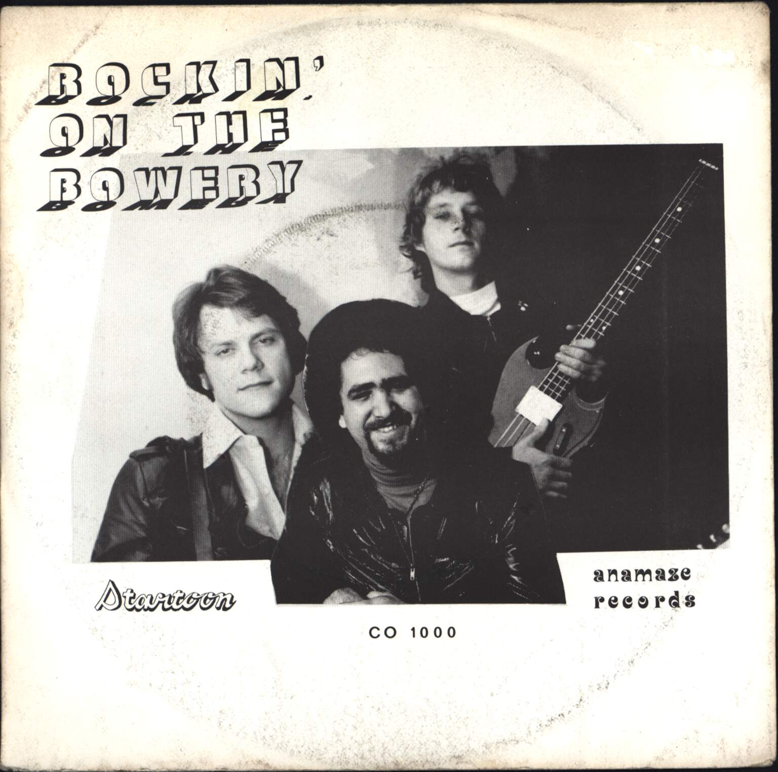 "Startoon: Rockin' On The Bowery, 7"" Single (Vinyl)"