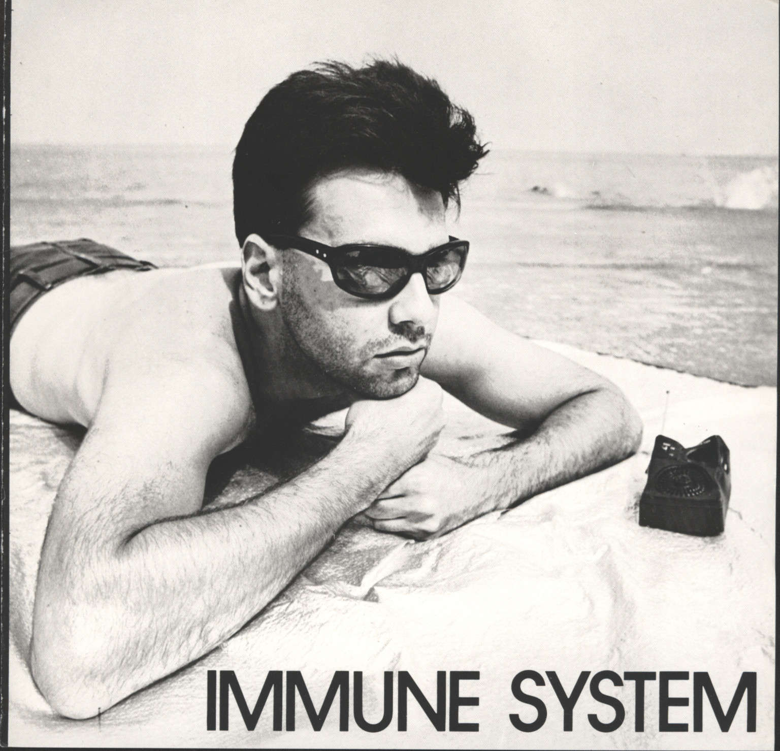 "Immune System: Ambivalence & Spark Plugs/Submerged, 7"" Single (Vinyl)"