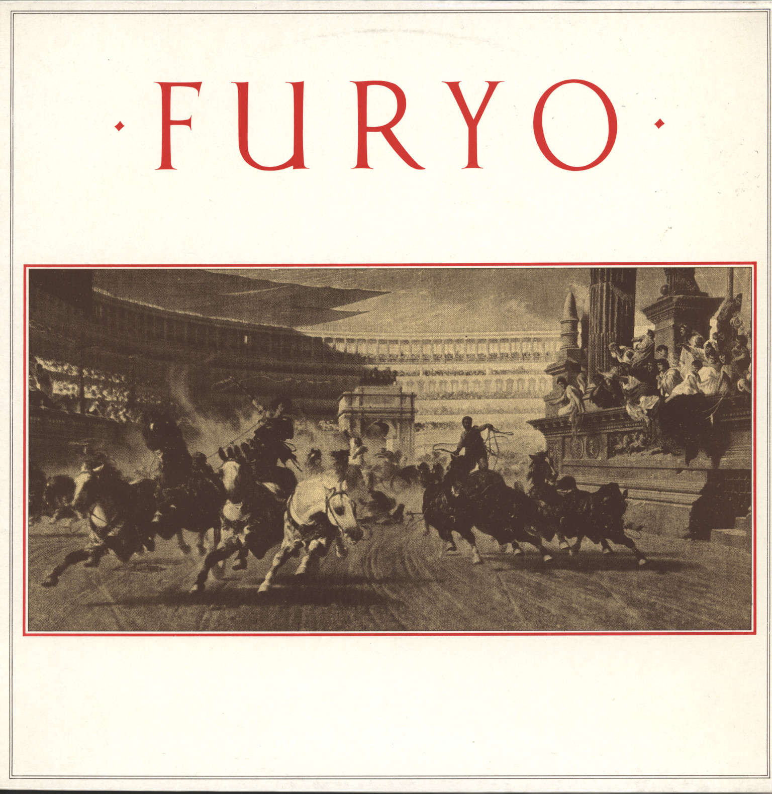 Furyo: Furyo, Mini LP (Vinyl)