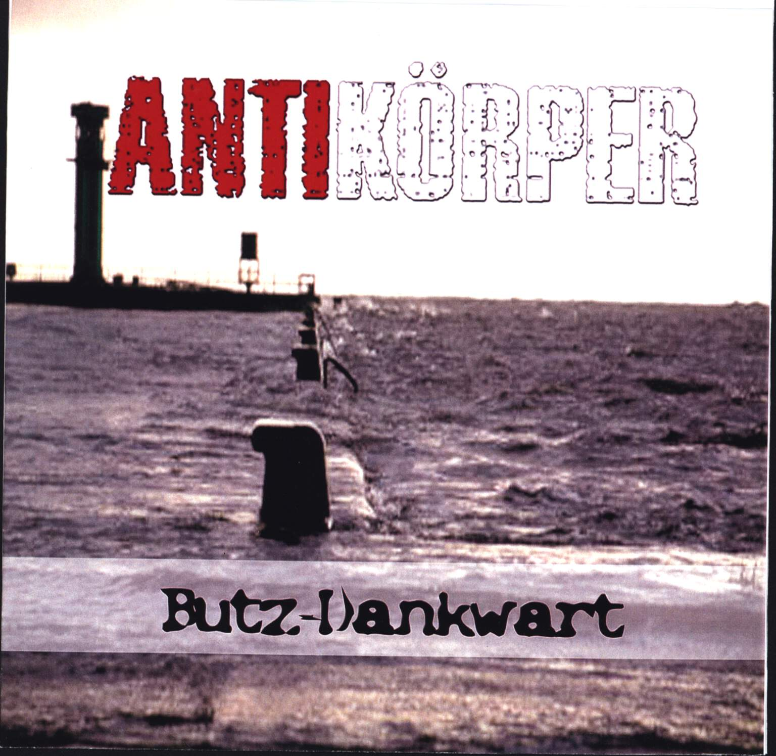 "Antikörper: Butz-Dankwart, 7"" Single (Vinyl)"