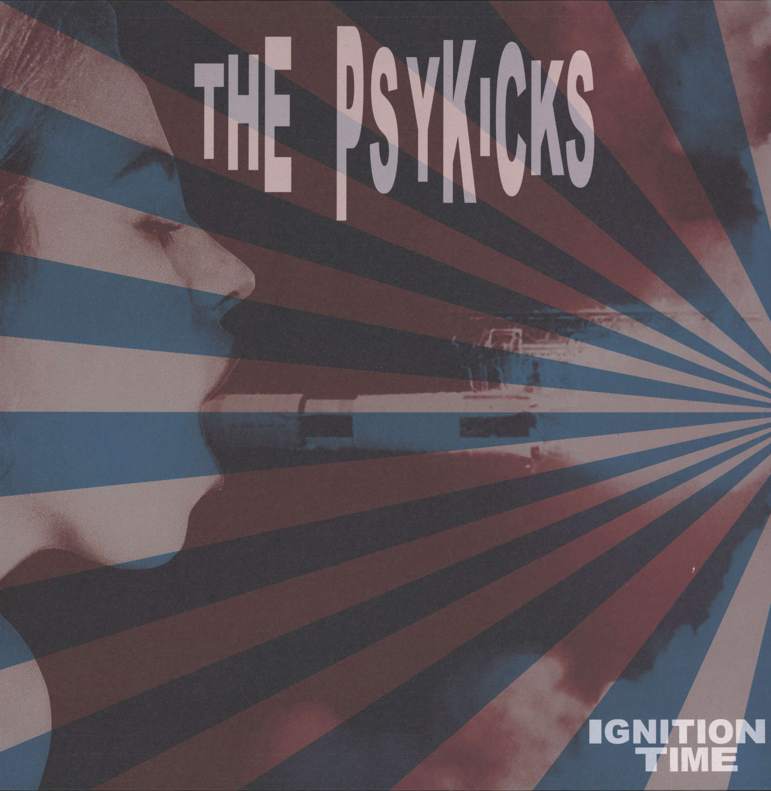 Psykicks: Ignition Time, LP (Vinyl)