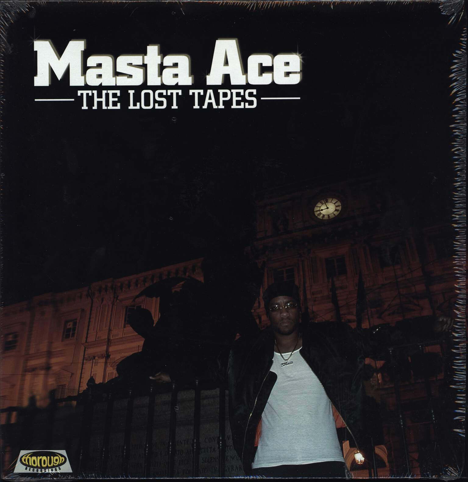 Masta Ace: The Lost Tapes, Mini LP (Vinyl)