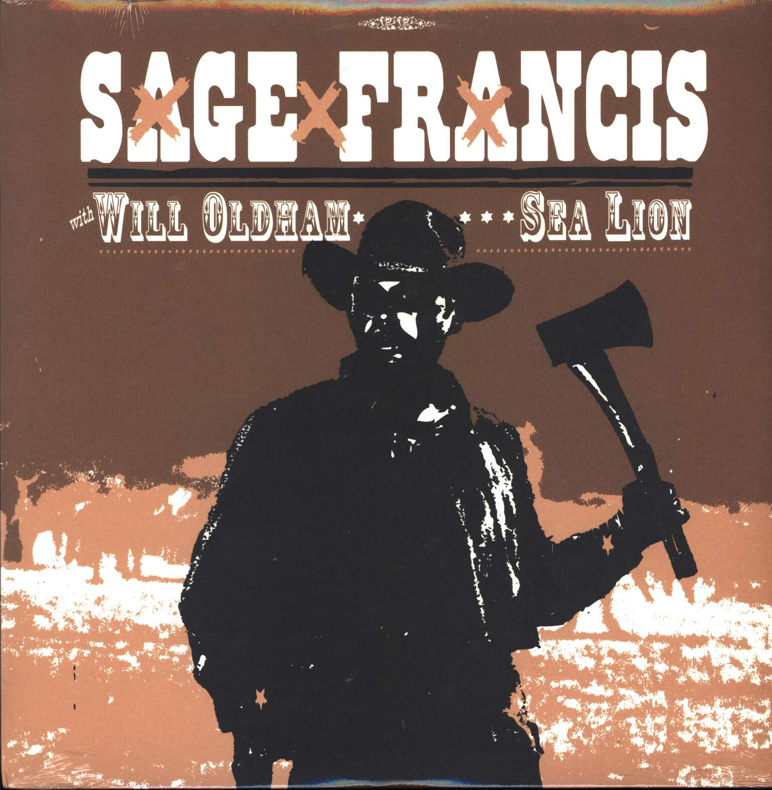 "Sage Francis: Sea Lion, 12"" Maxi Single (Vinyl)"