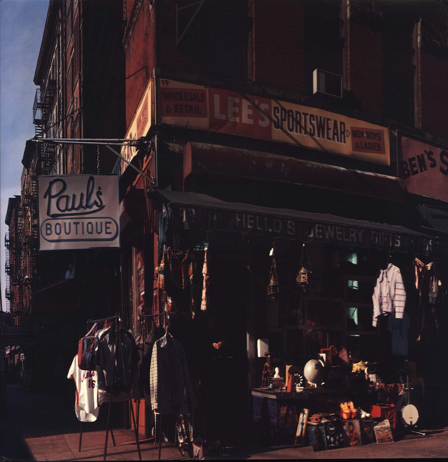 Beastie Boys: Paul's Boutique, LP (Vinyl)
