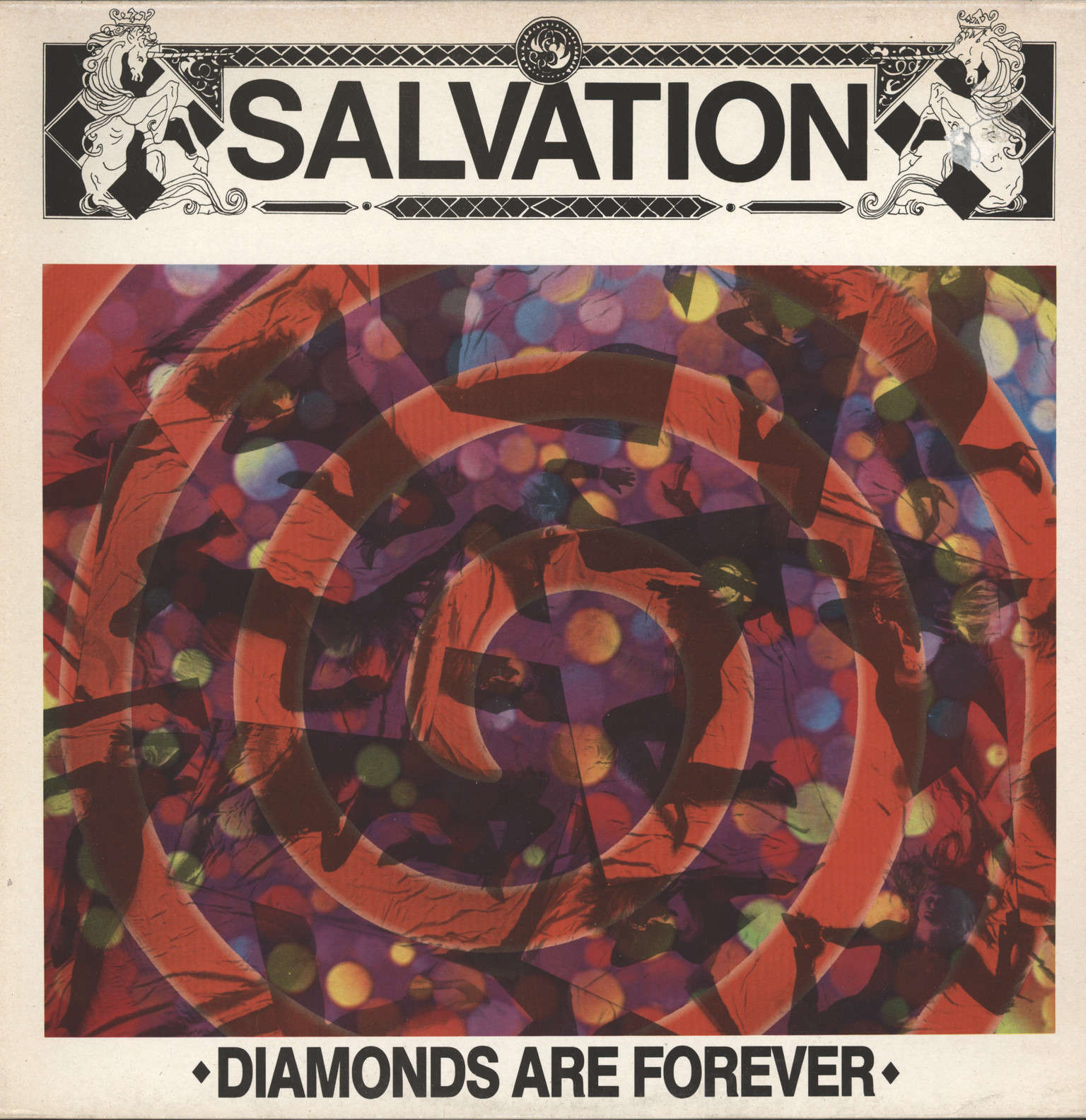 Salvation: Diamonds Are Forever, LP (Vinyl)