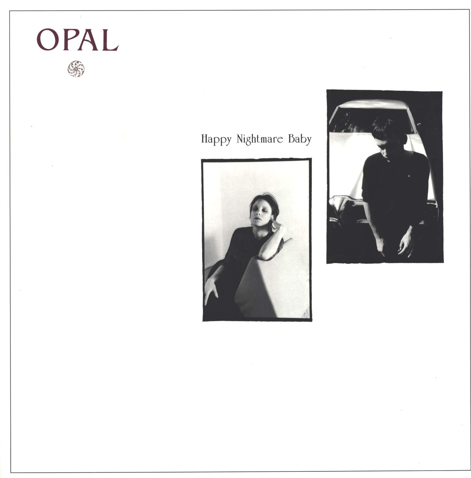 Opal: Happy Nightmare Baby, LP (Vinyl)
