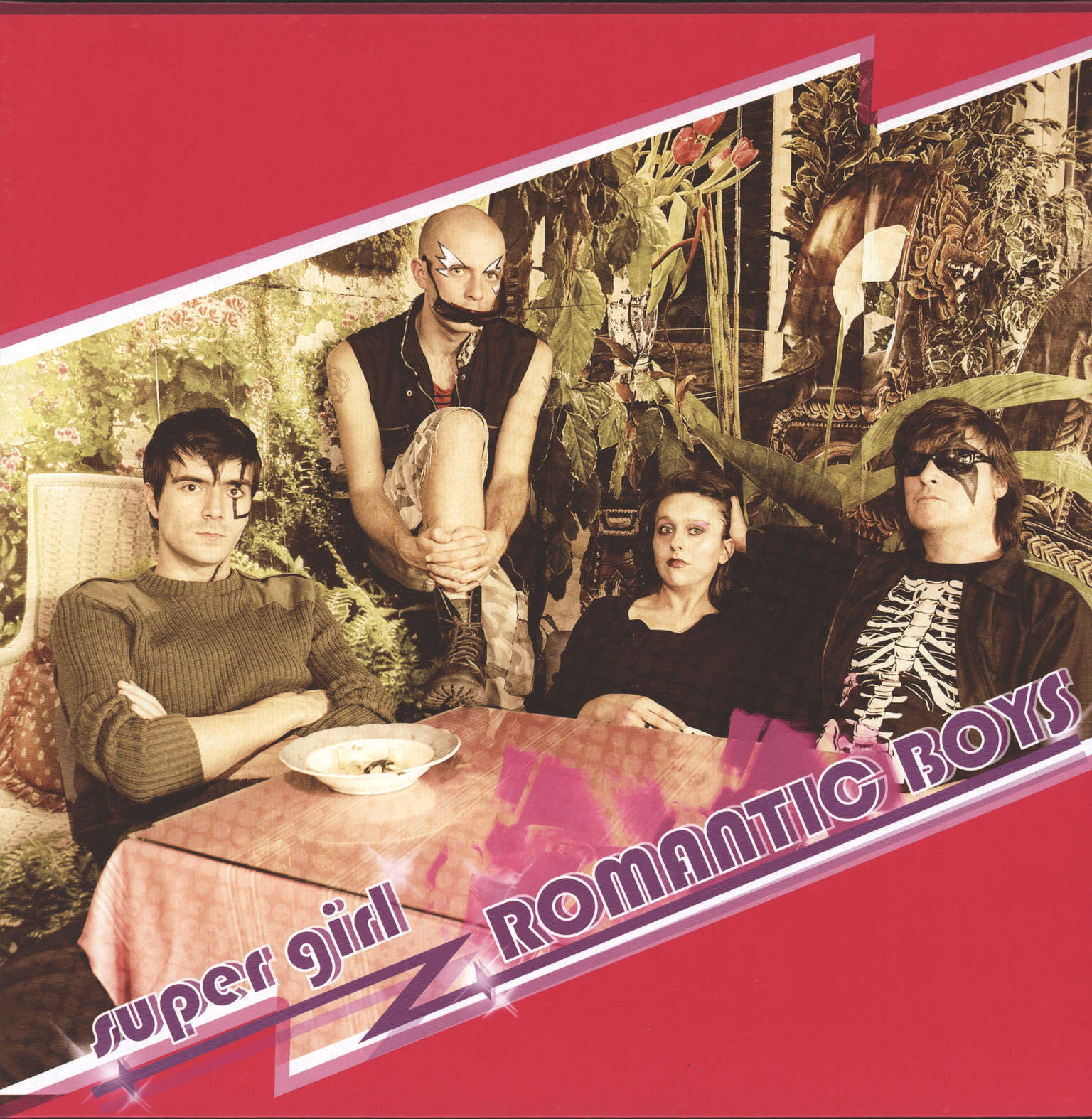 Super Girl Romantic Boys: Same, LP (Vinyl)