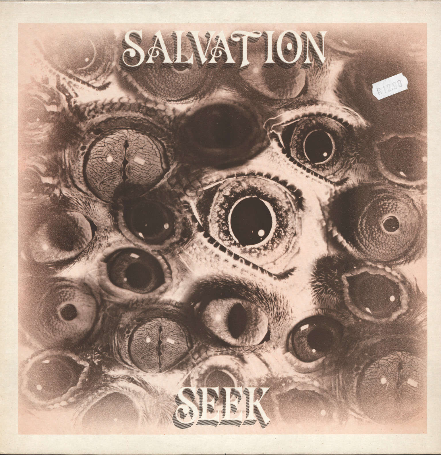 "Salvation: Seek, 12"" Maxi Single (Vinyl)"