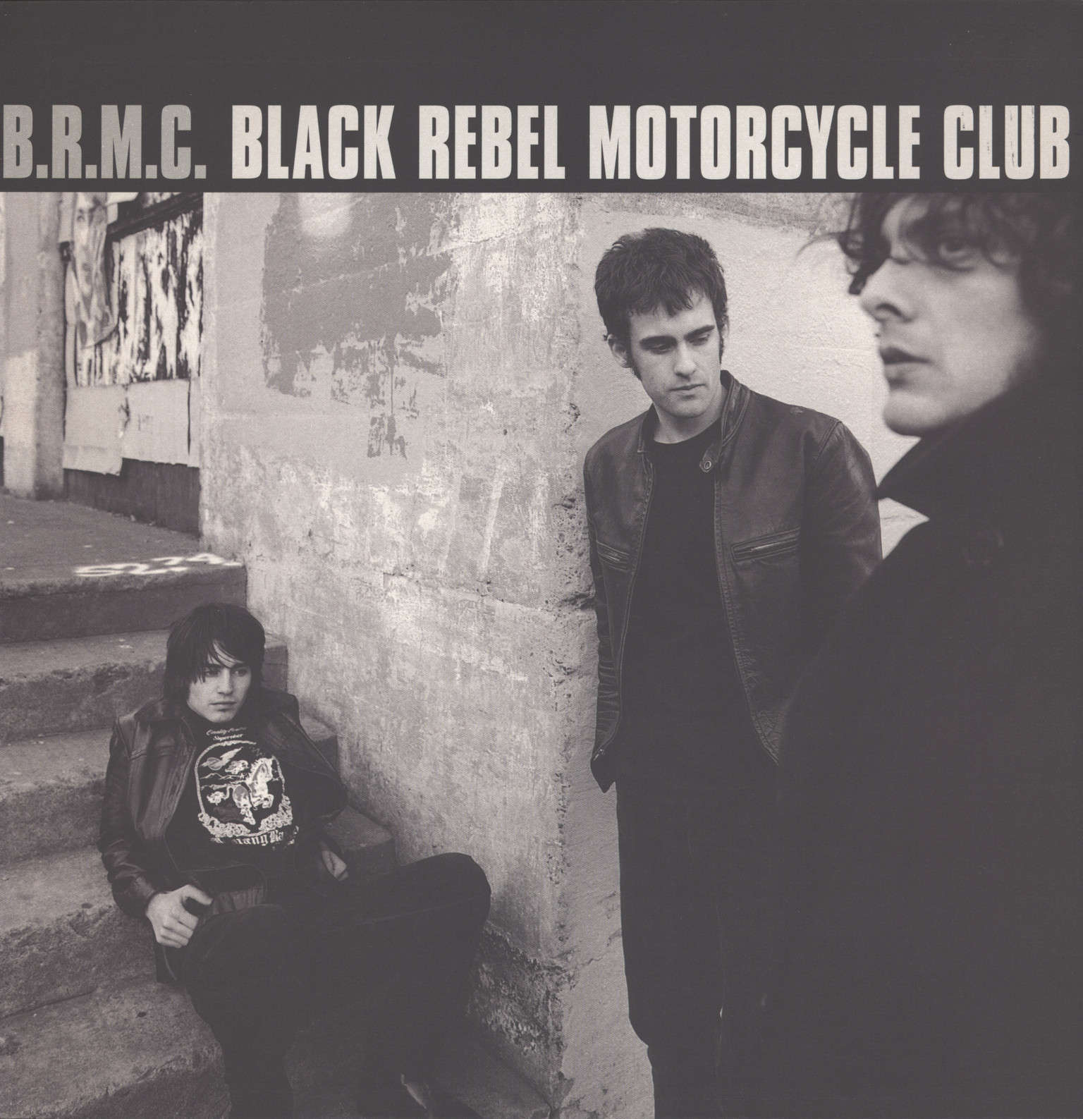 Black Rebel Motorcycle Club: B.R.M.C., LP (Vinyl)