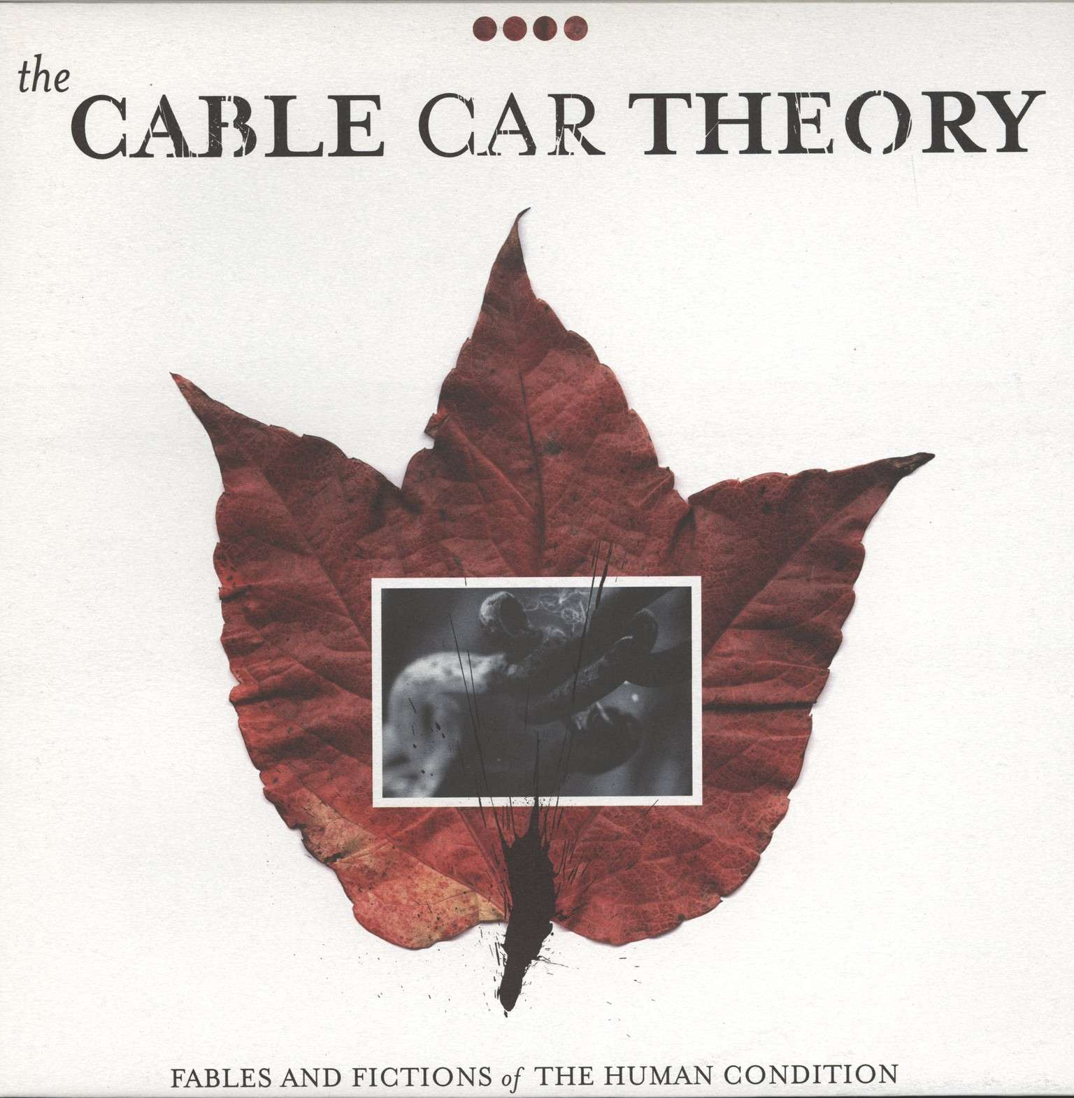 Cable Car Theory: Fables And Fictions Of The Human Condition, Mini LP (Vinyl)