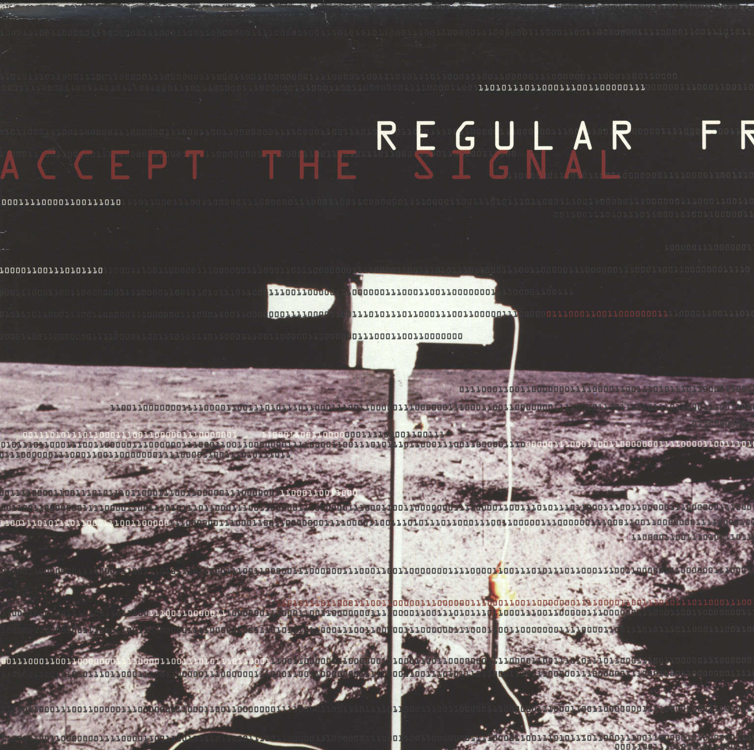 Regular Fries: Accept The Signal, LP (Vinyl)