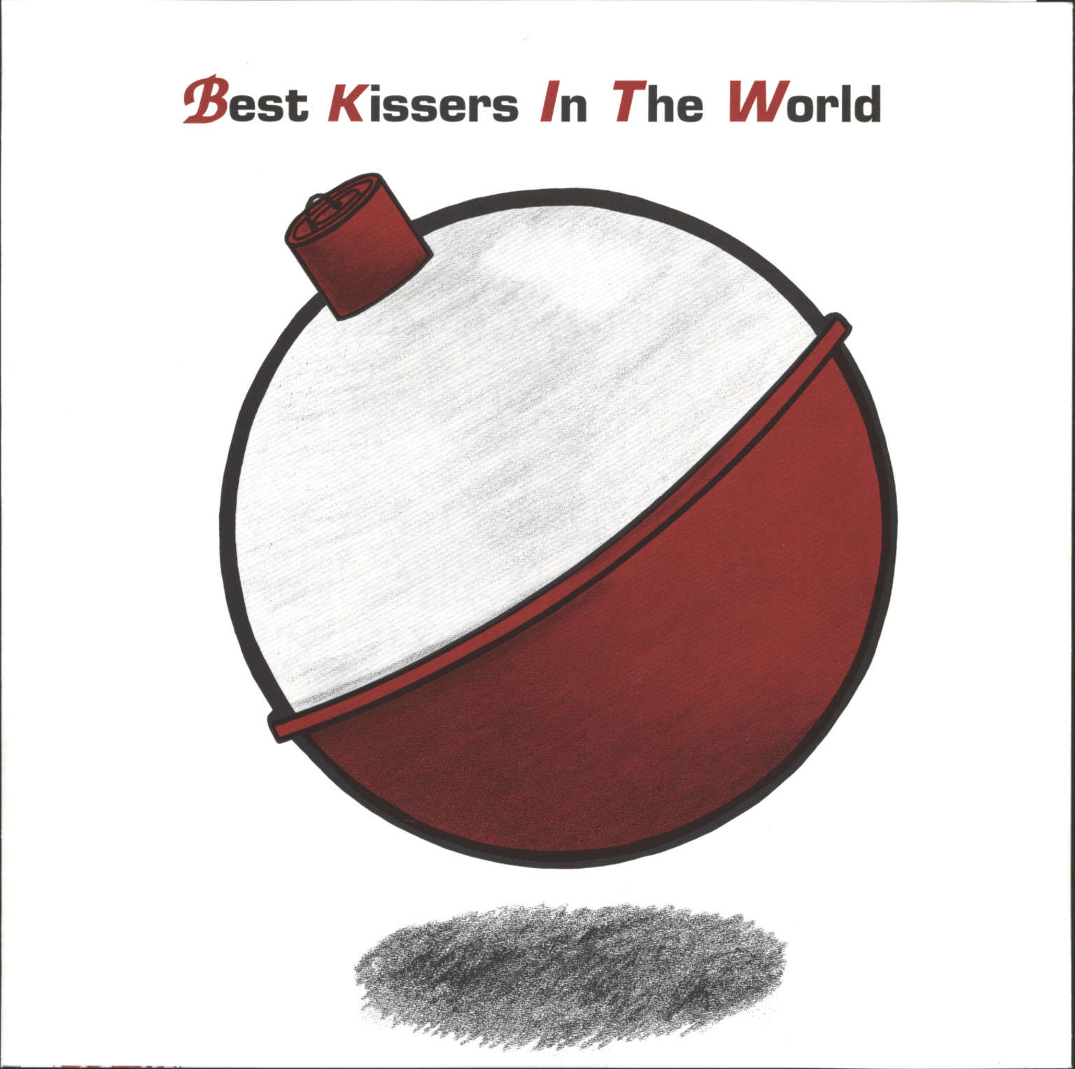 "Best Kissers in the World: Broke My Knee, 7"" Single (Vinyl)"