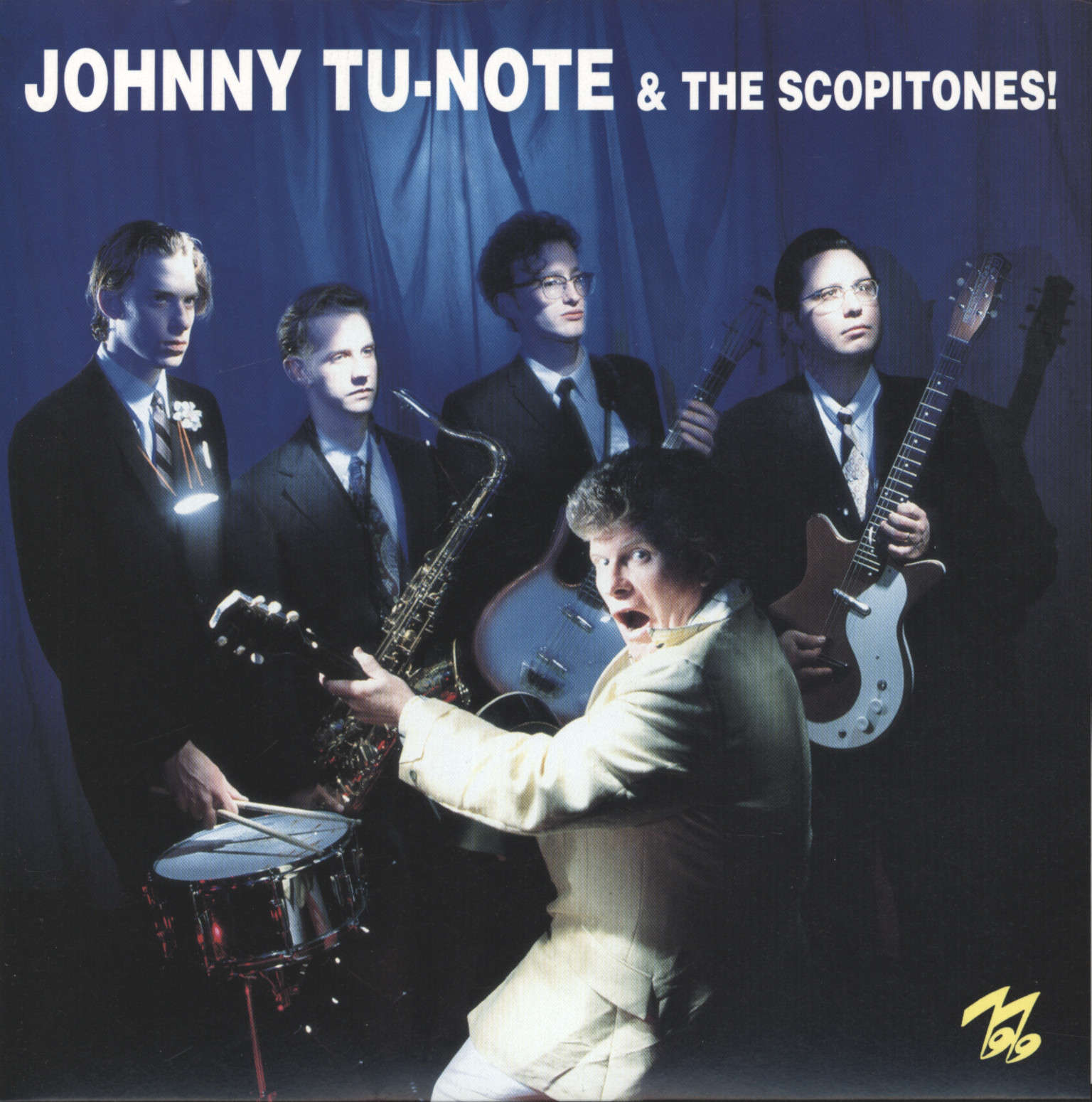 "Johnny Tu-Note: I'll Do Ya Right, 7"" Single (Vinyl)"